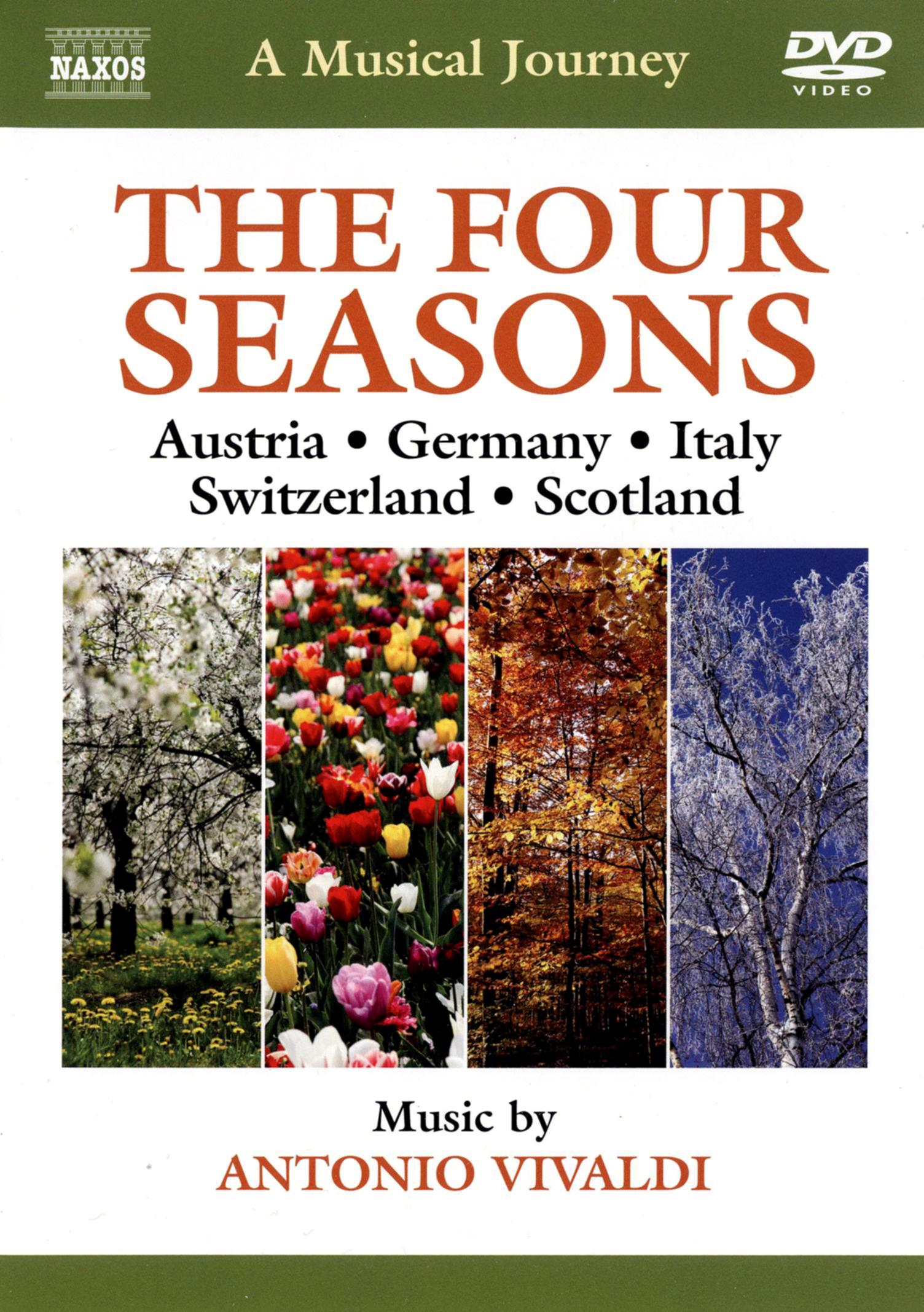 A Musical Journey: The Four Seasons - Austria/Germany/Italy/Switzerland/Scotland