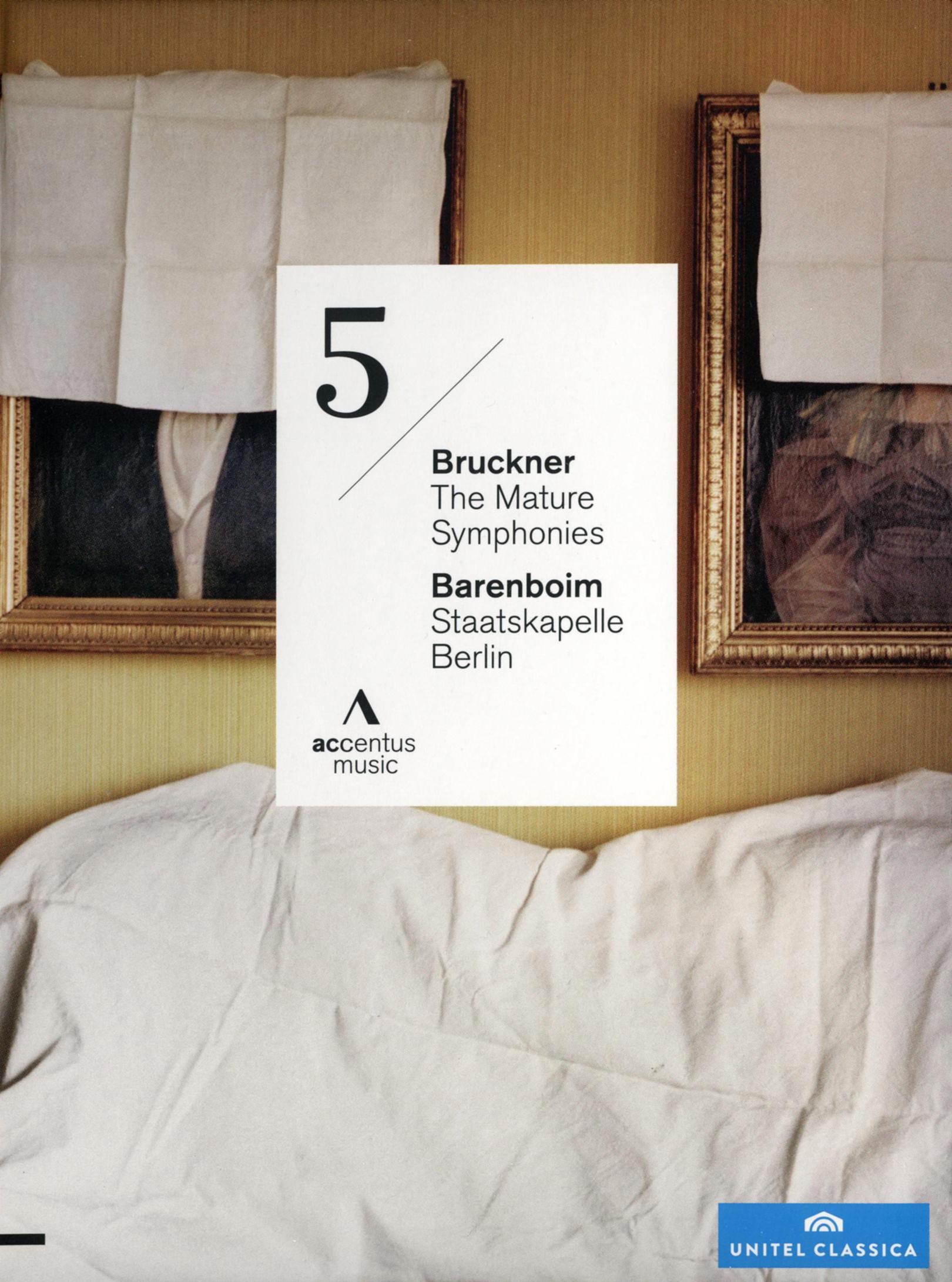 Barenboim/Staatskapelle Berlin: Bruckner - The Mature Symphonies, No. 5