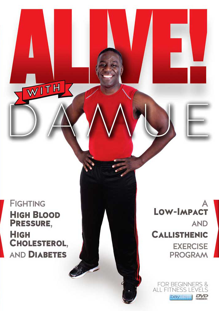 Alive! With Damue: A Low-Impact and Callisthenic Exercise Program