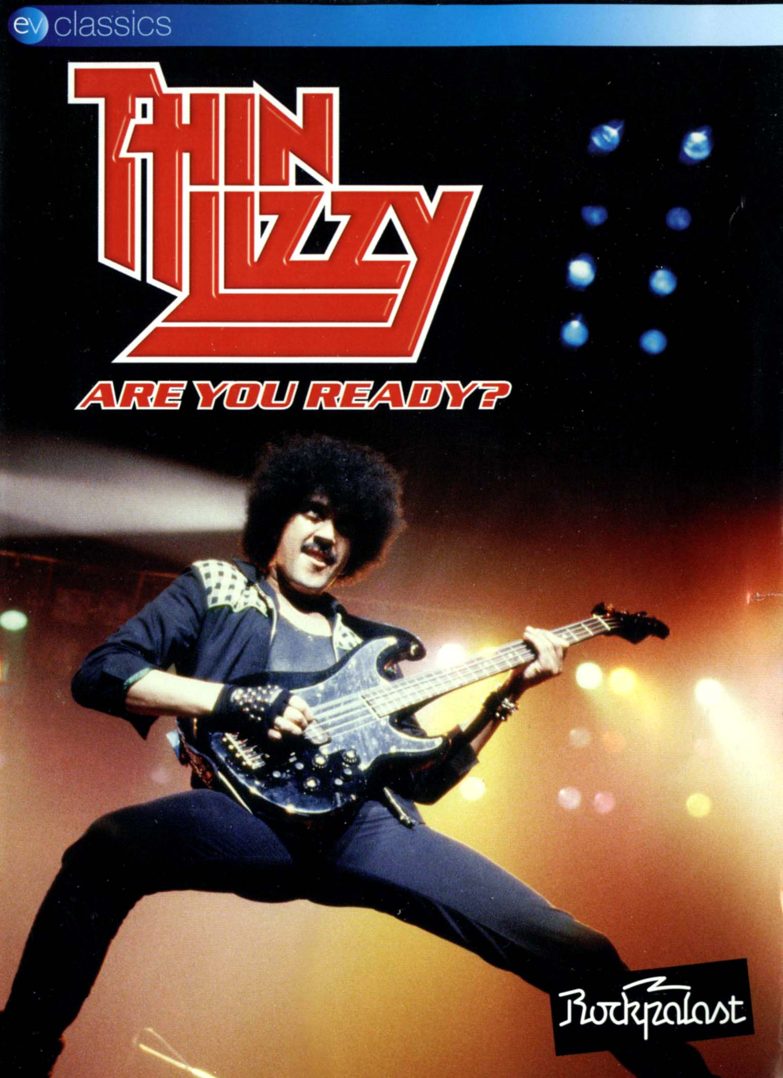 Thin Lizzy: Are You Ready?