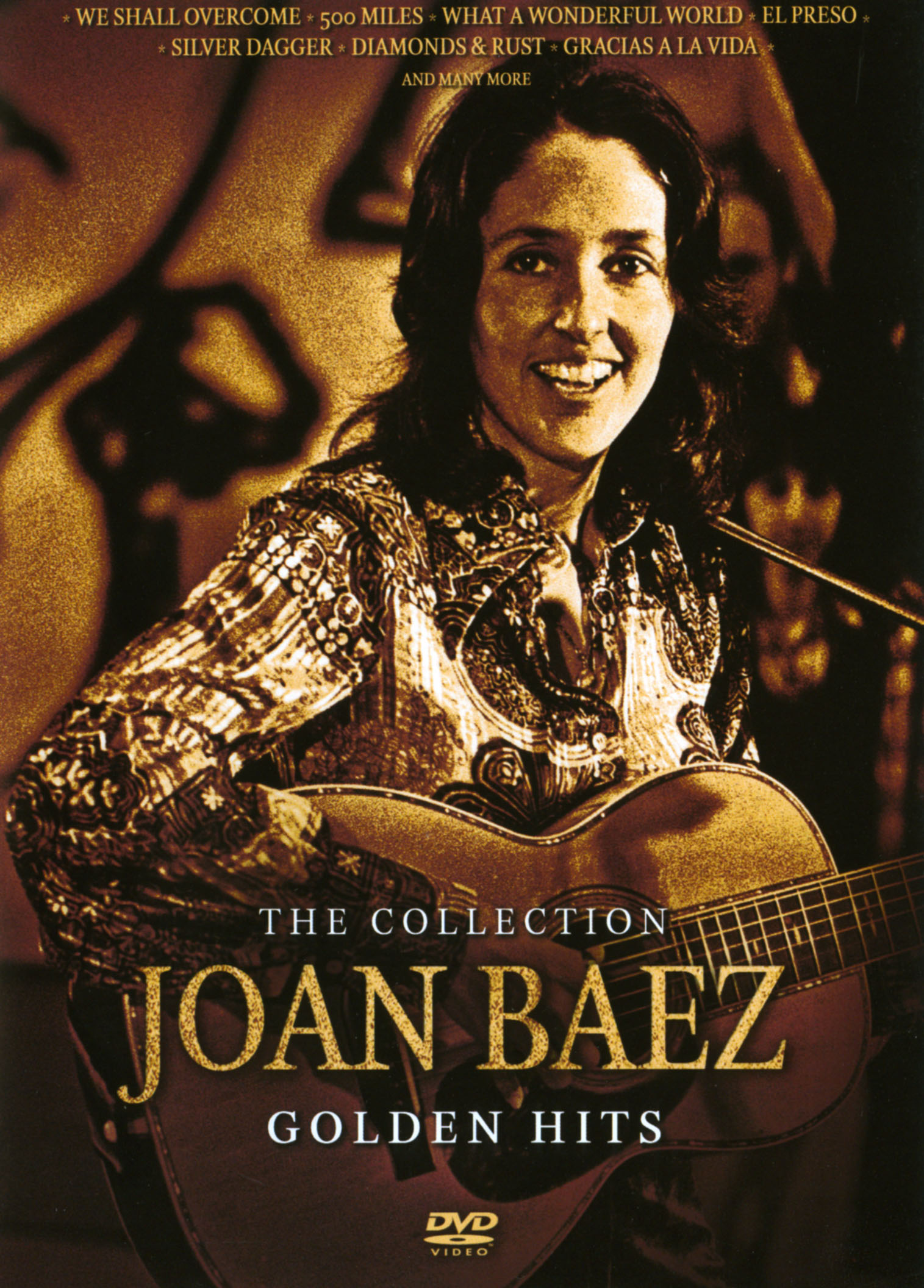 Joan Baez: Golden Hits - The Collection