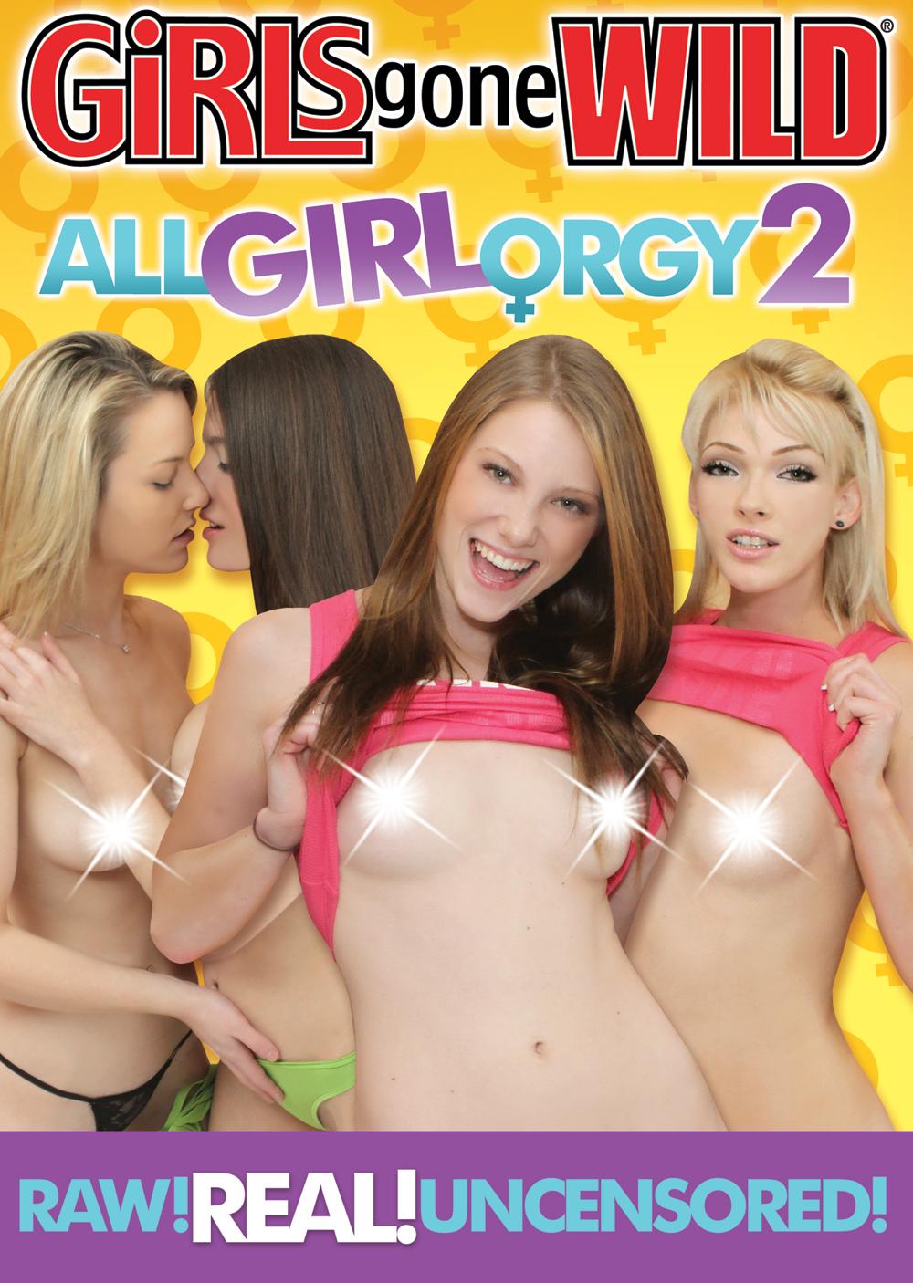Girls Gone Wild: All Girl Orgy, Vol. 2