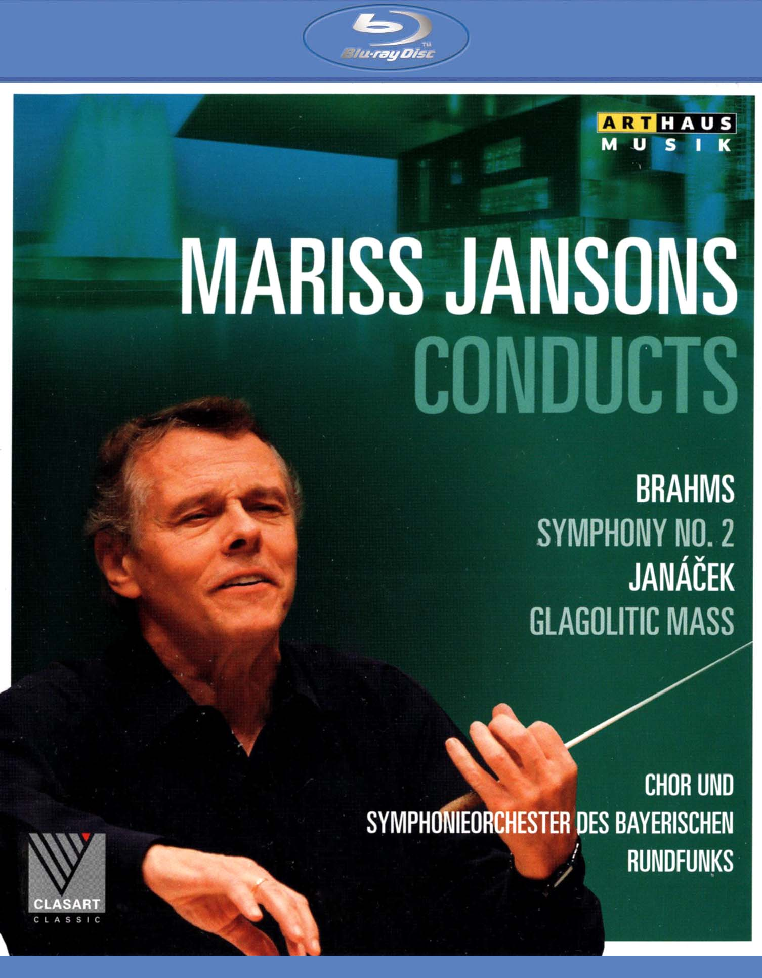 Mariss Jansons Conducts: Brahms/Janacek
