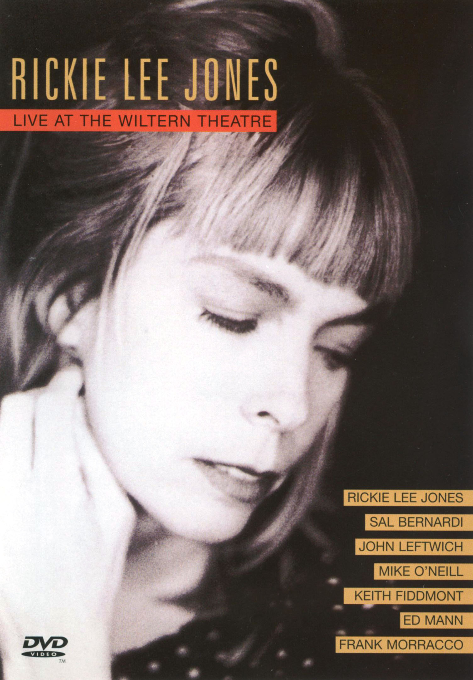 Rickie Lee Jones: Live at the Wiltern Theatre