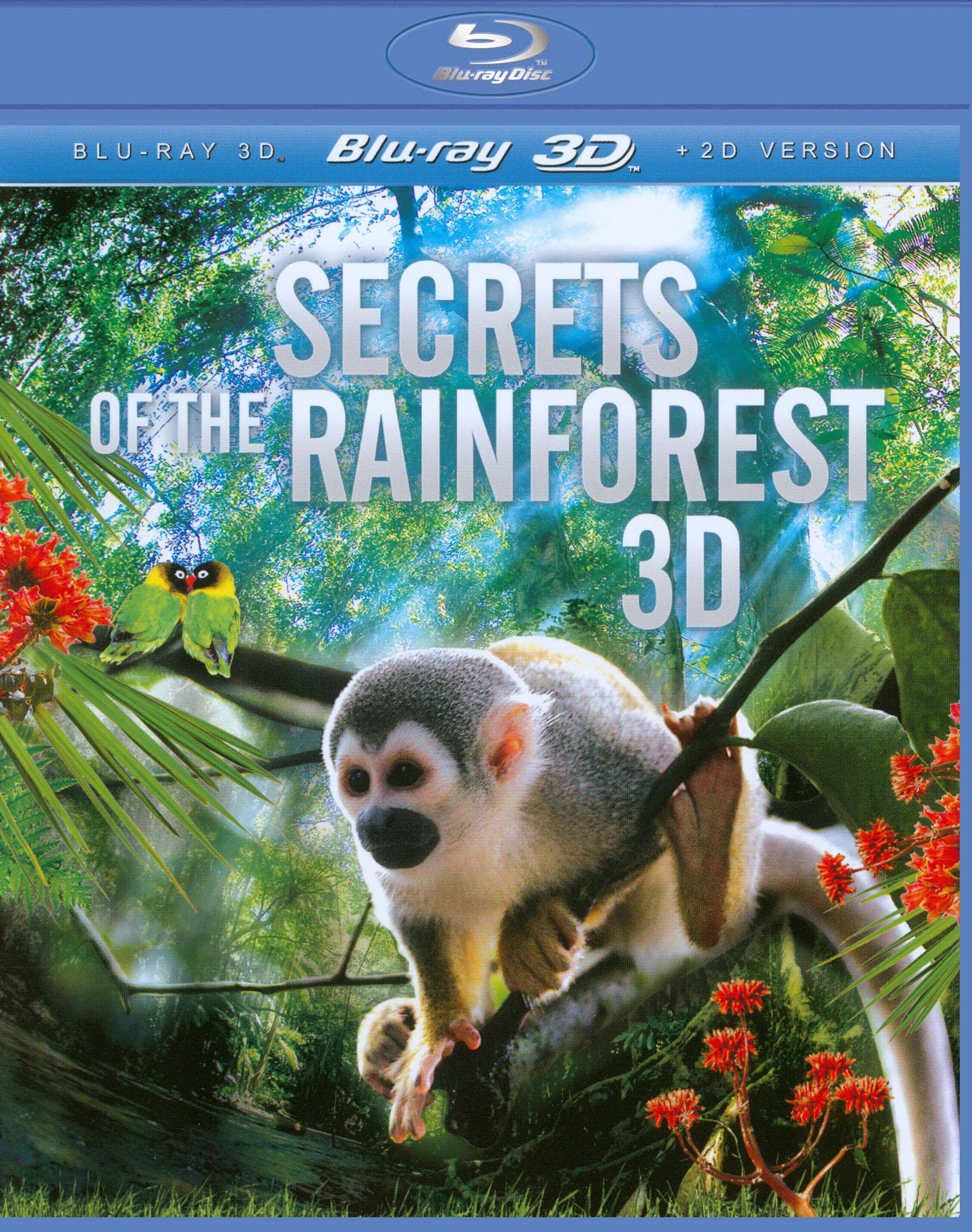 Secrets of the Rainforest 3D
