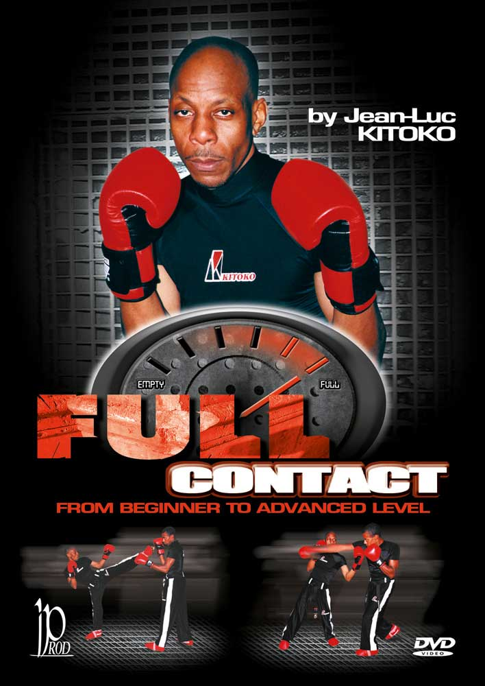 Jean-Luc Kitoko: Full Contact - From Beginner to Advanced Level