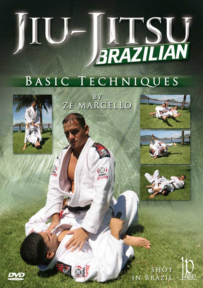 Zé Marcello: Brazilian Jiu-Jitsu - Basic Techniques
