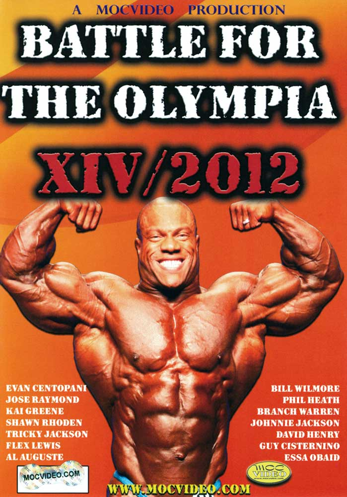 Battle for the Olympia 2012