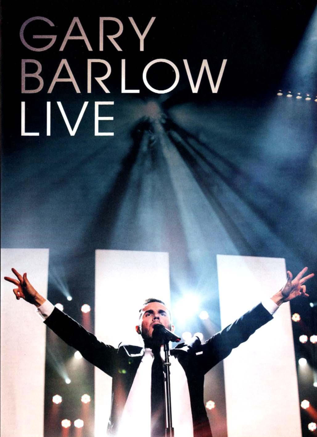 Gary Barlow: Live