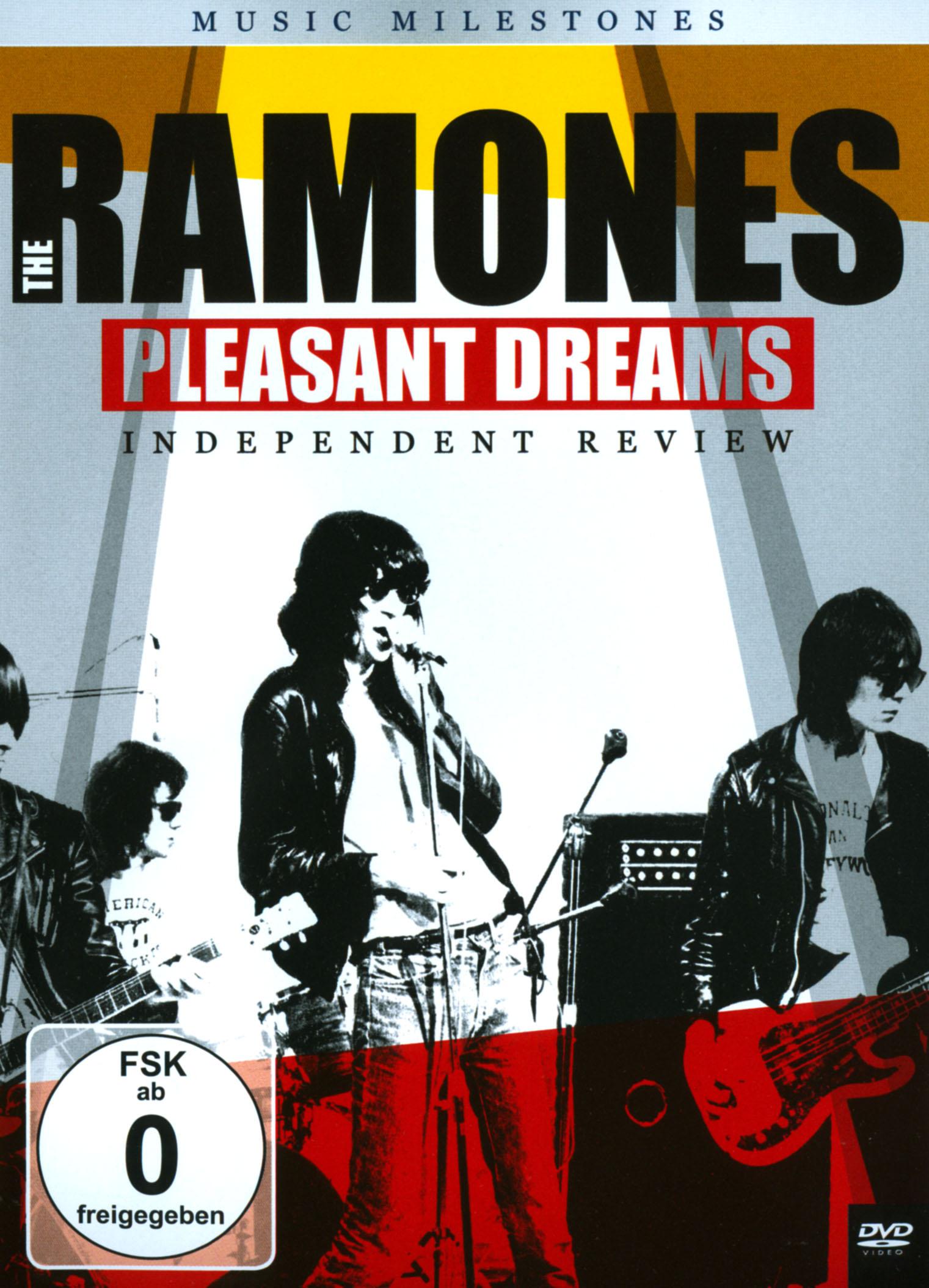 The Ramones: Music Milestones - Pleasant Dreams