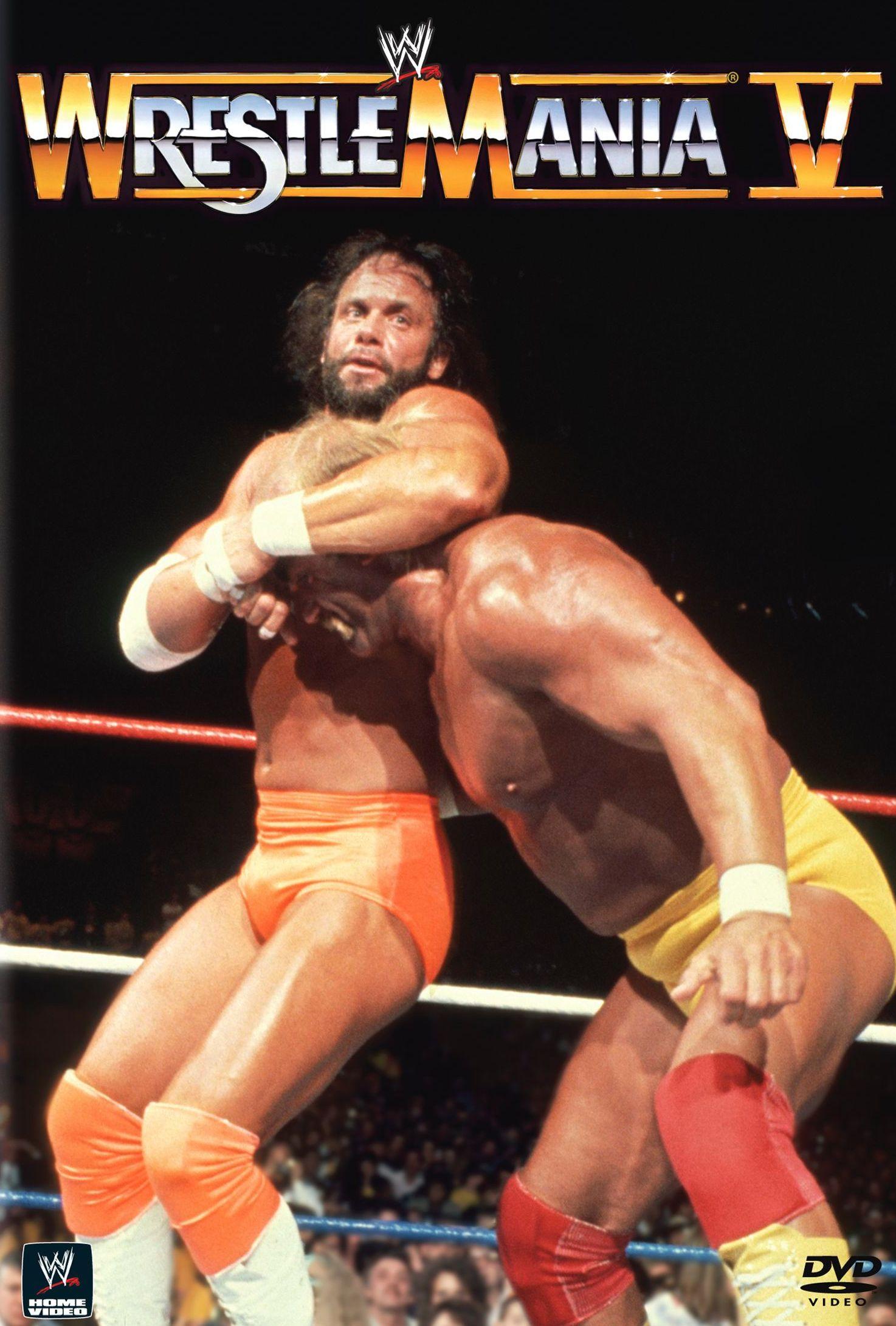 WWE: Wrestlemania V