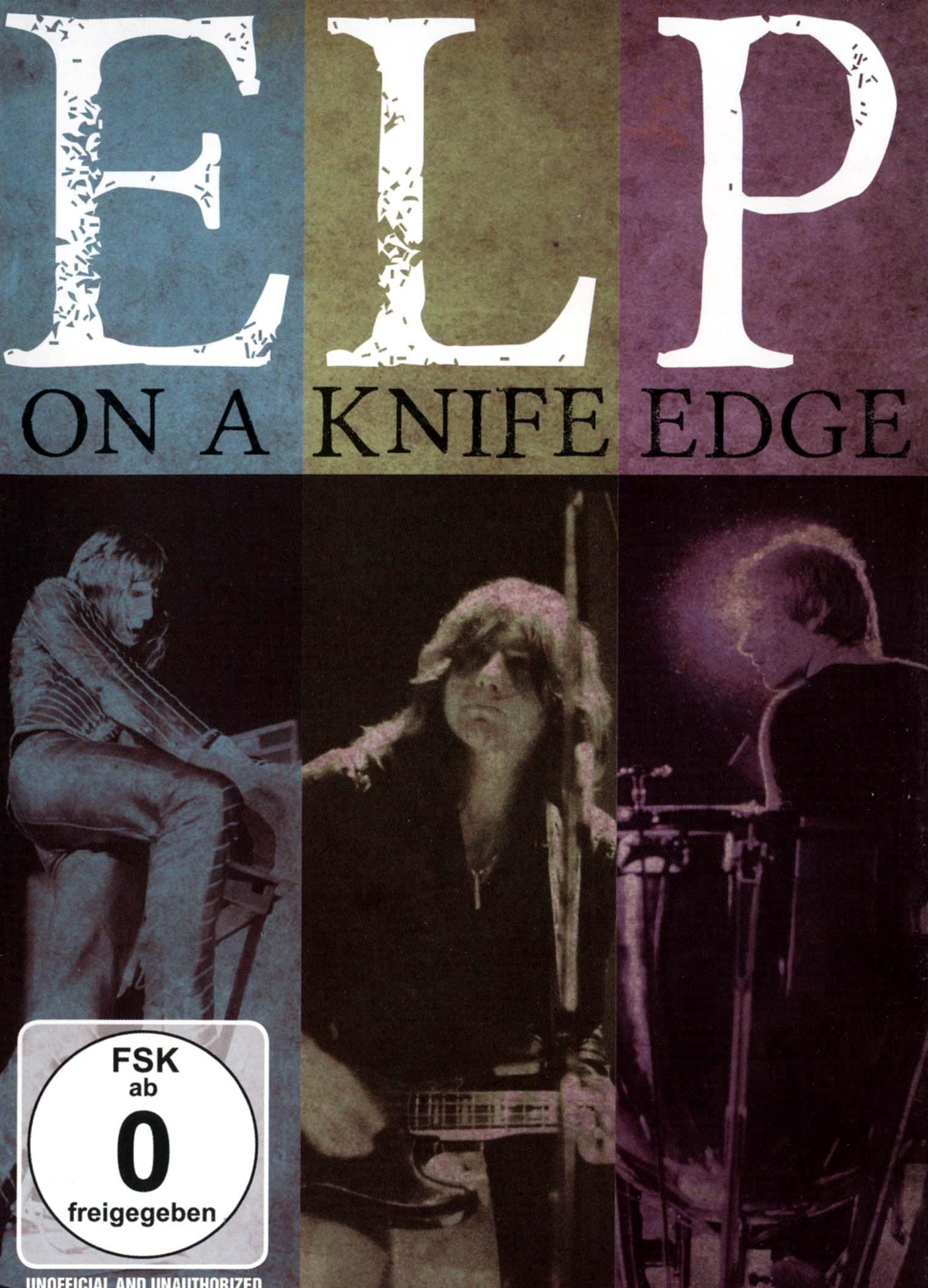 Emerson, Lake & Palmer: On a Knife Edge