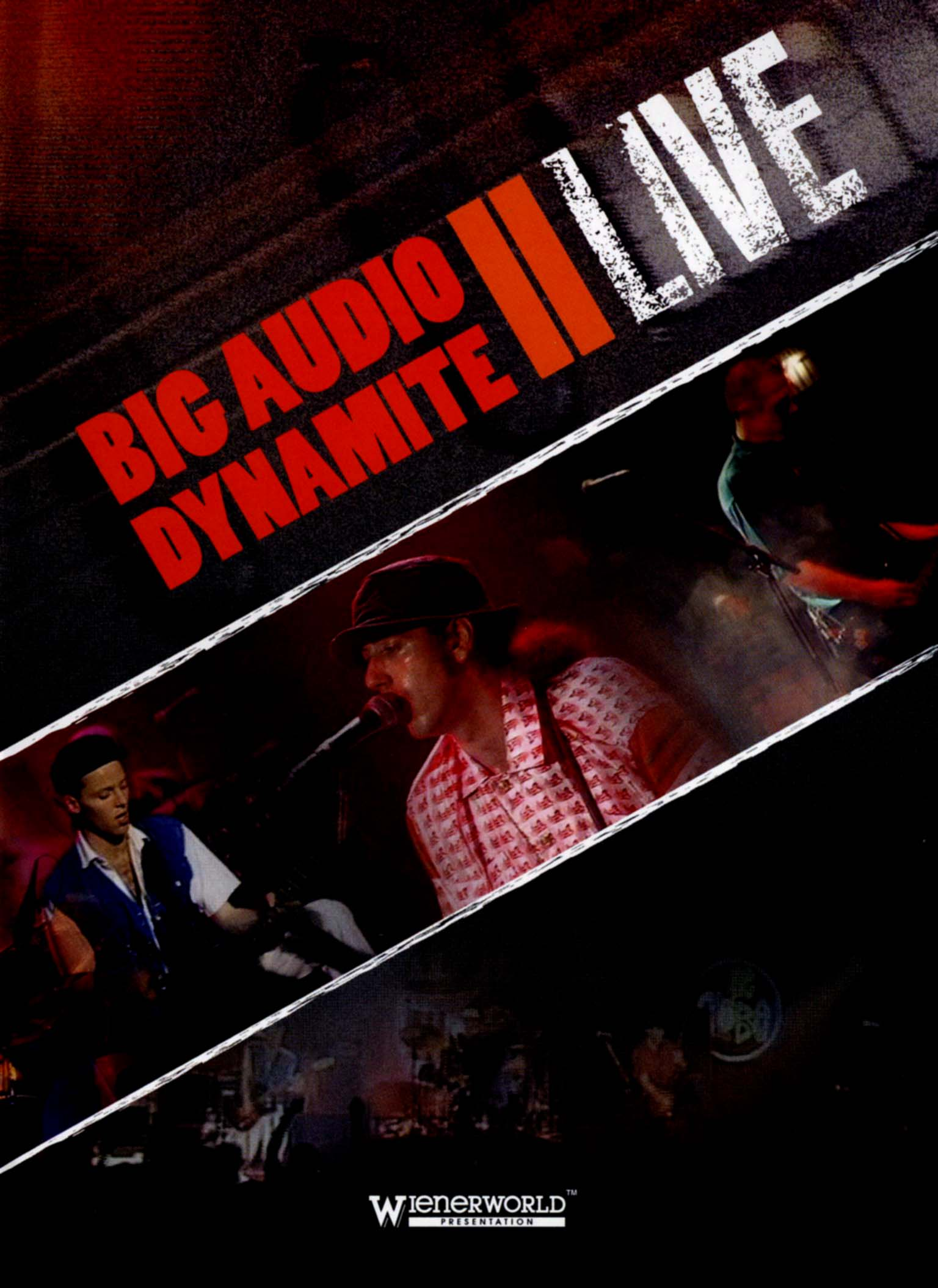 Big Audio Dynamite: Live In London