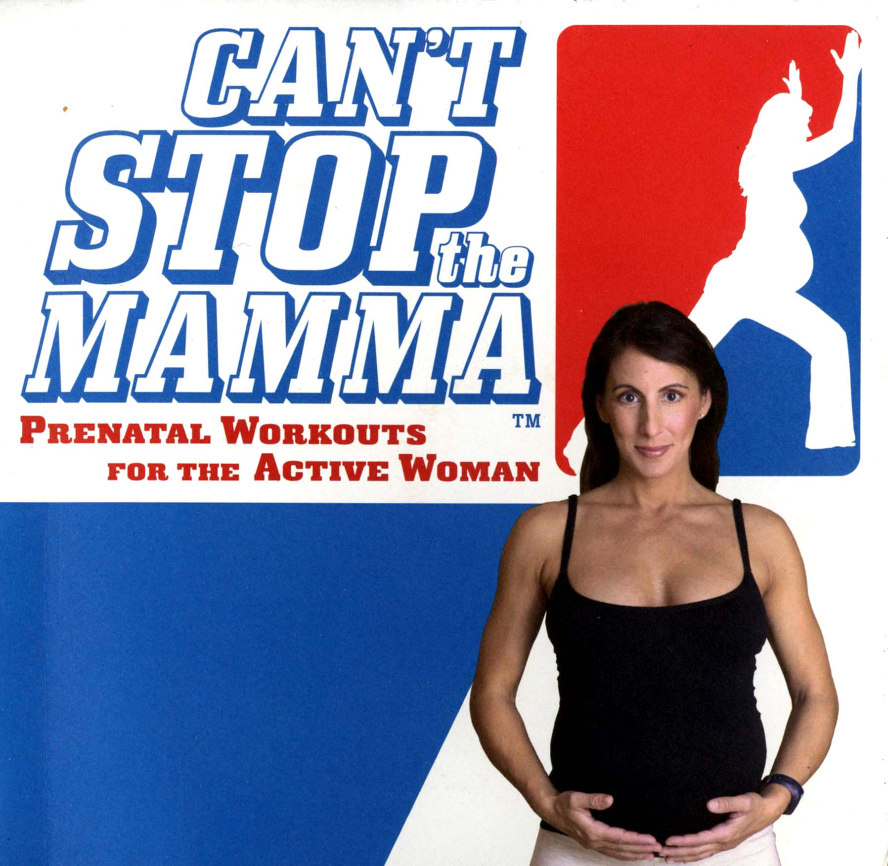 Can't Stop the Mama: Prenatal Workouts for the Active Woman