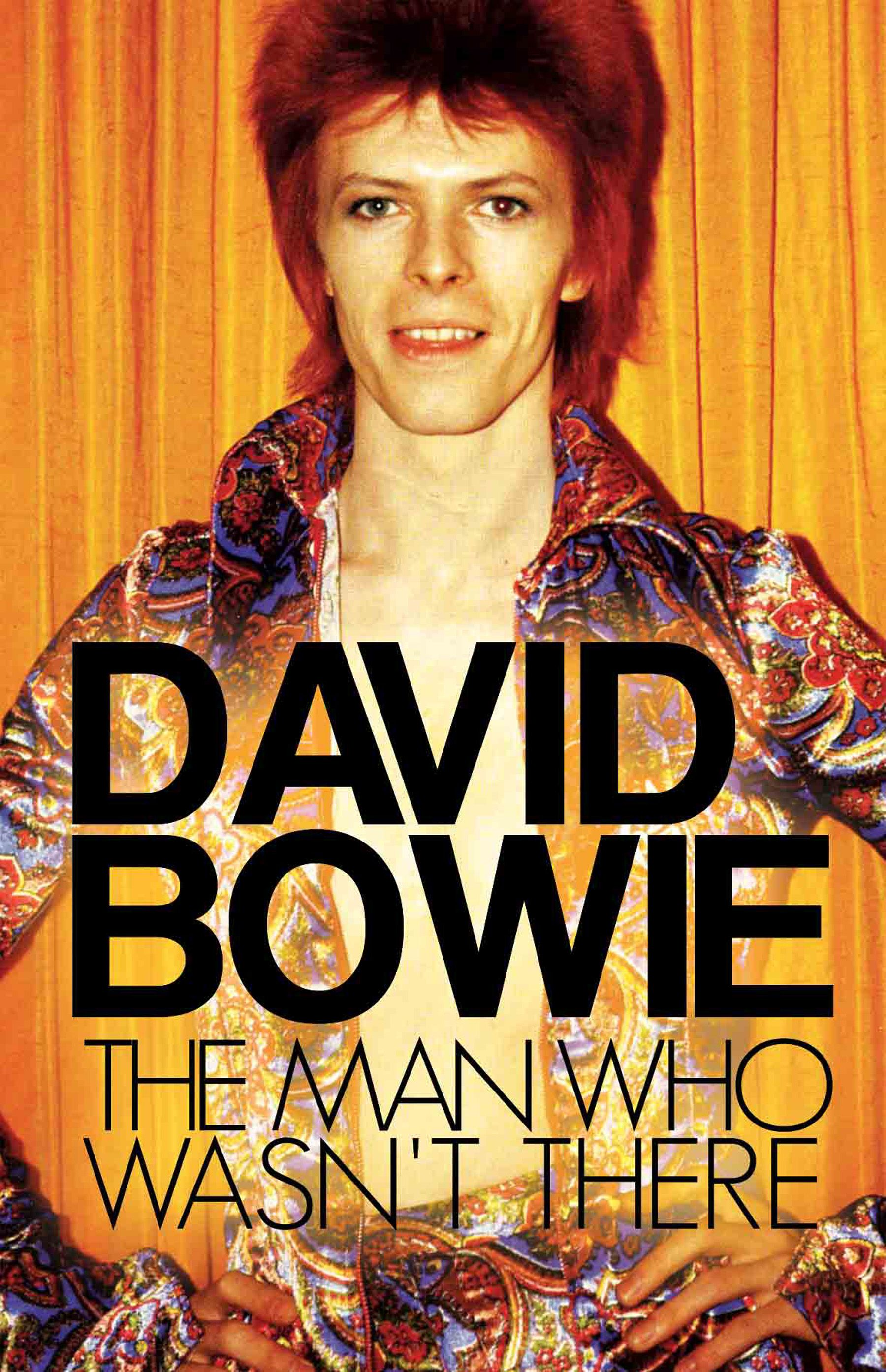 David Bowie: The Man Who Wasn't There