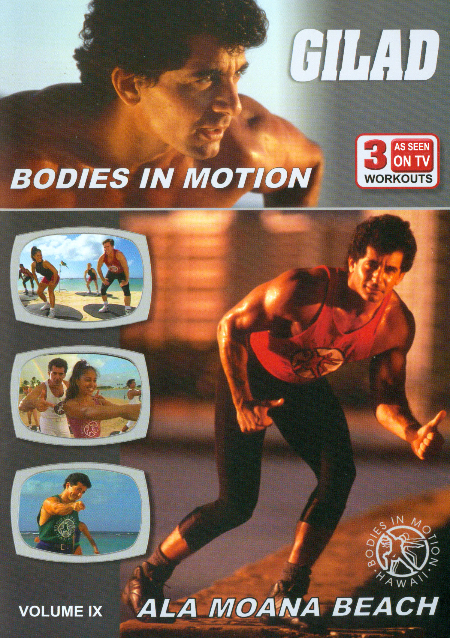 Gilad: Bodies in Motion, Vol. 9 - Ala Moana Beach