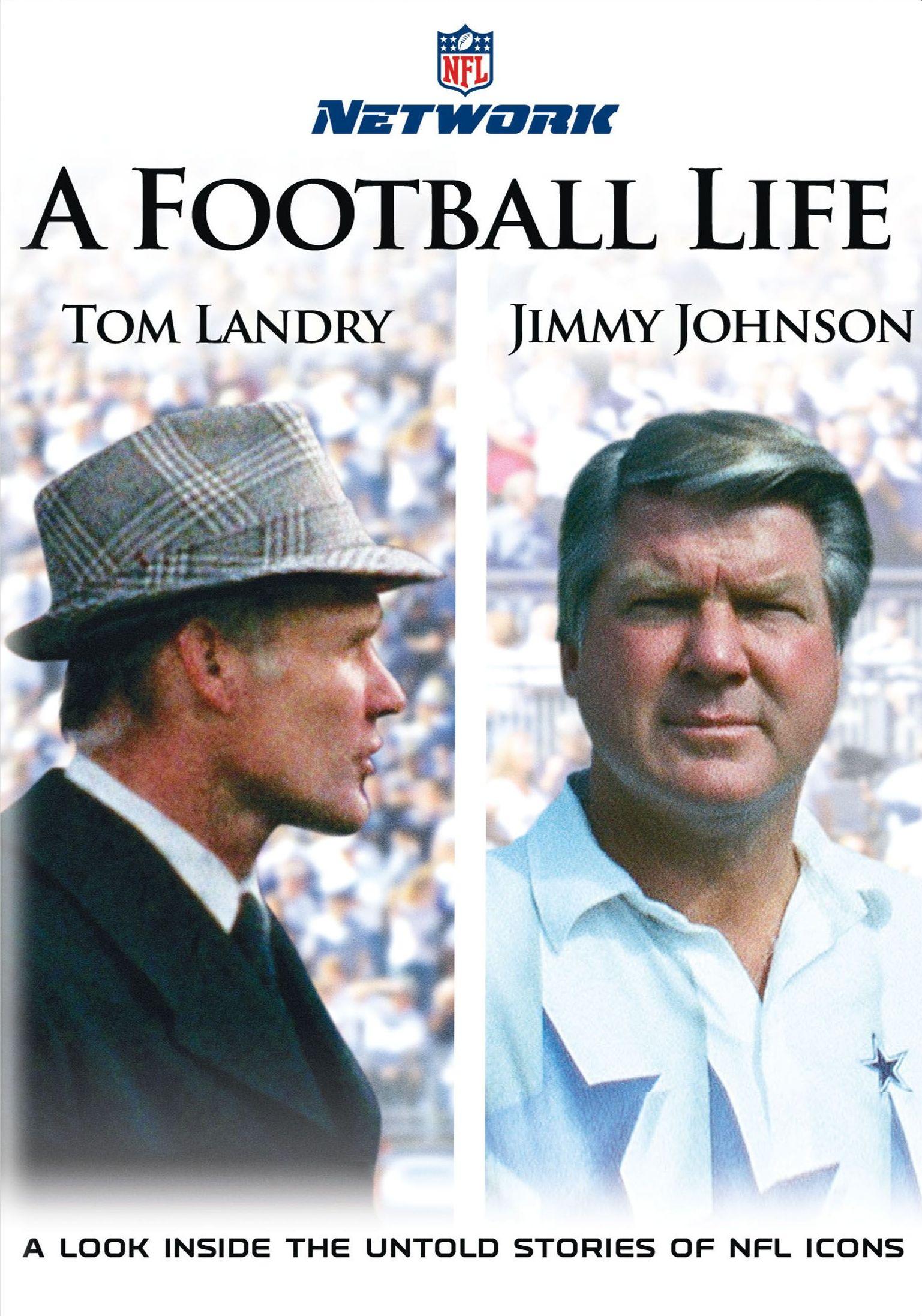 NFL: A Football Life - Tom Landry/Jimmy Johnson