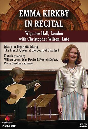 Emma Kirkby: In Recital - Wigmore Hall, London