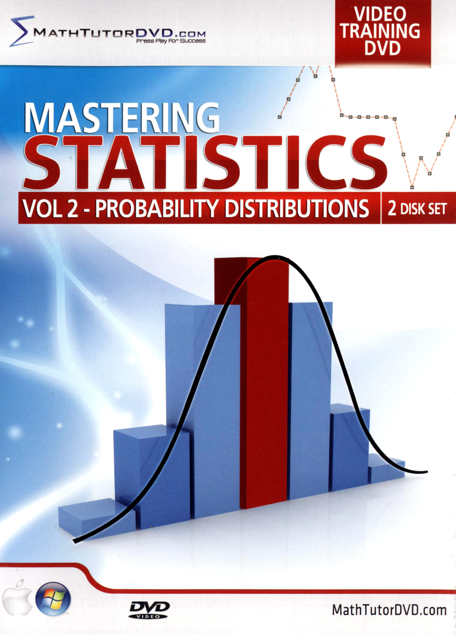Mastering Statistics, Vol. 2: Probability Distributions