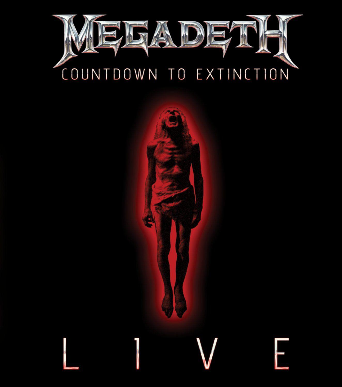 Megadeth: Countdown to Extinction Live