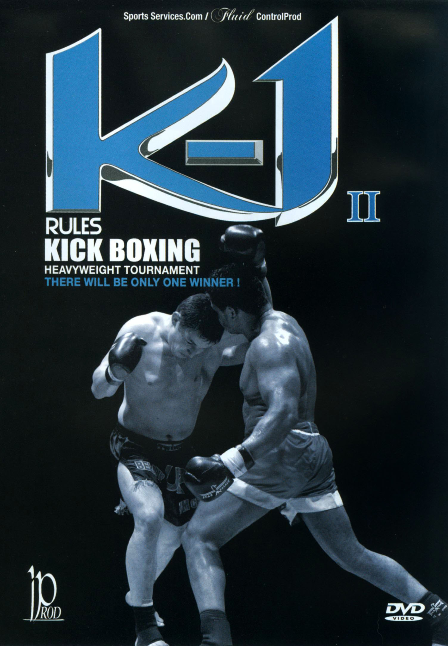 K-1 II: Rules Kick Boxing - Heavyweight Tournament