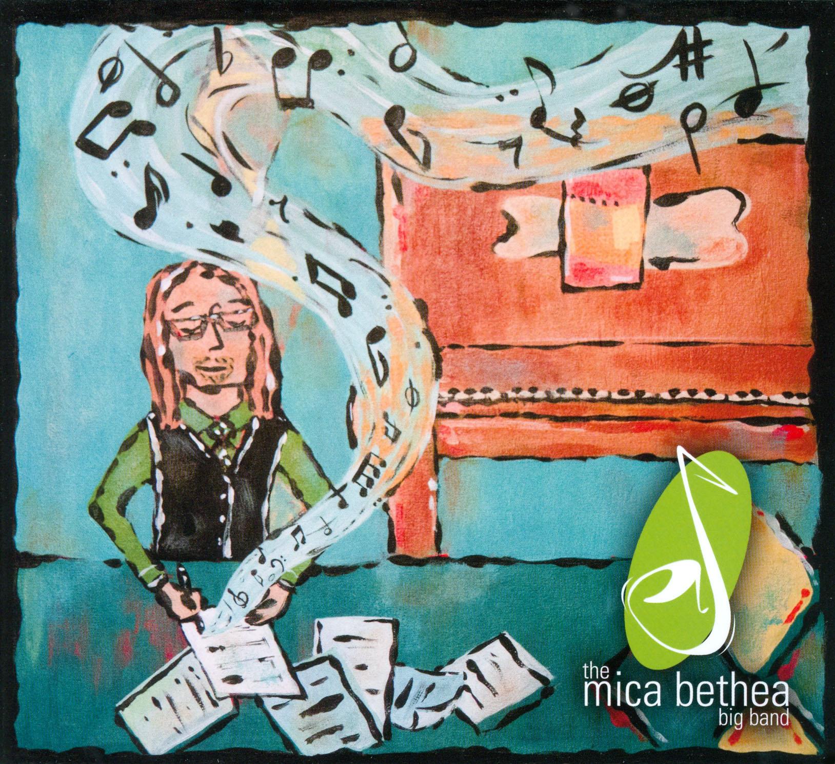 The Mica Bethea Big Band