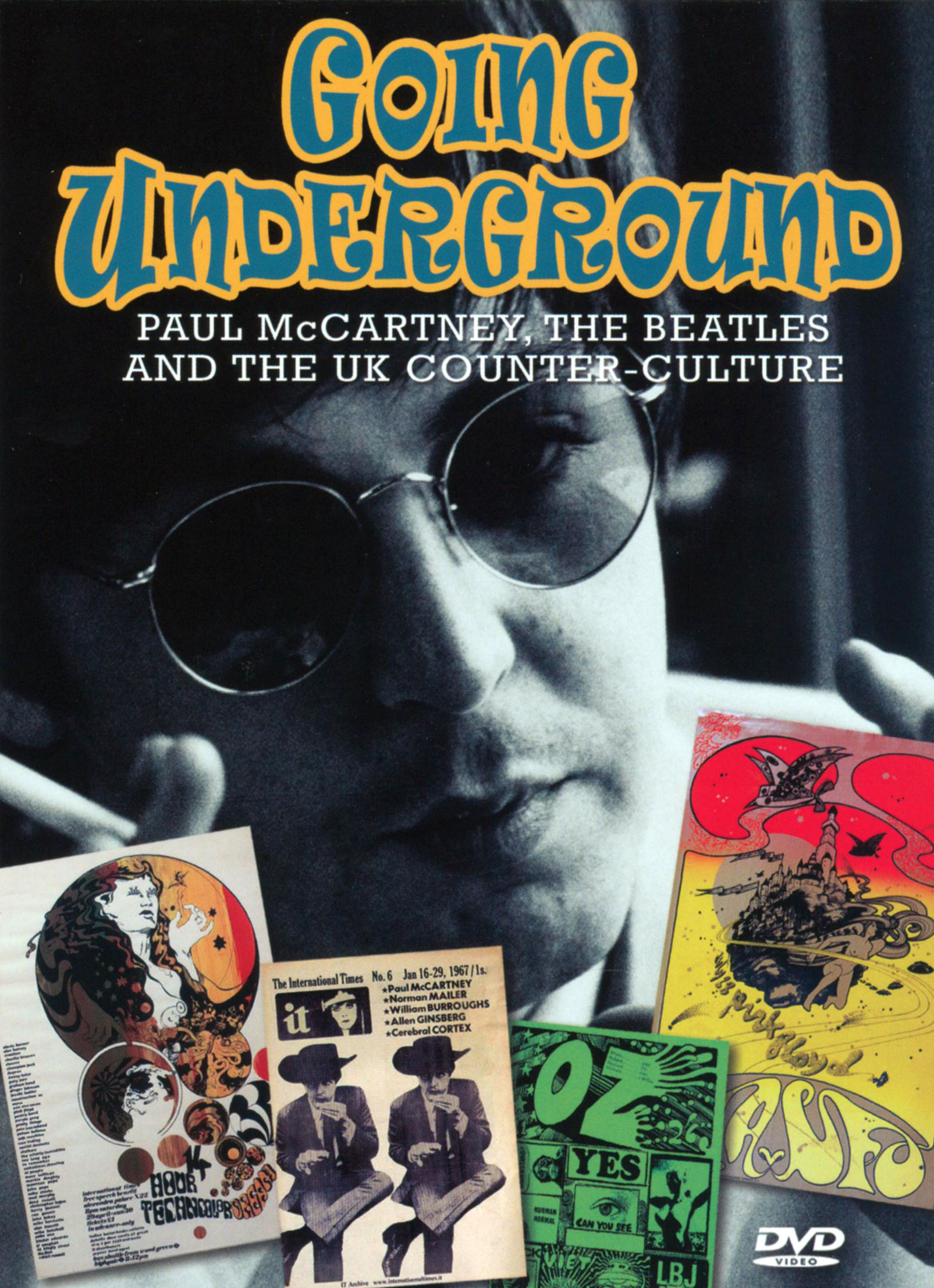 Going Underground: Paul McCartney, the Beatles and the UK Counter-Culture