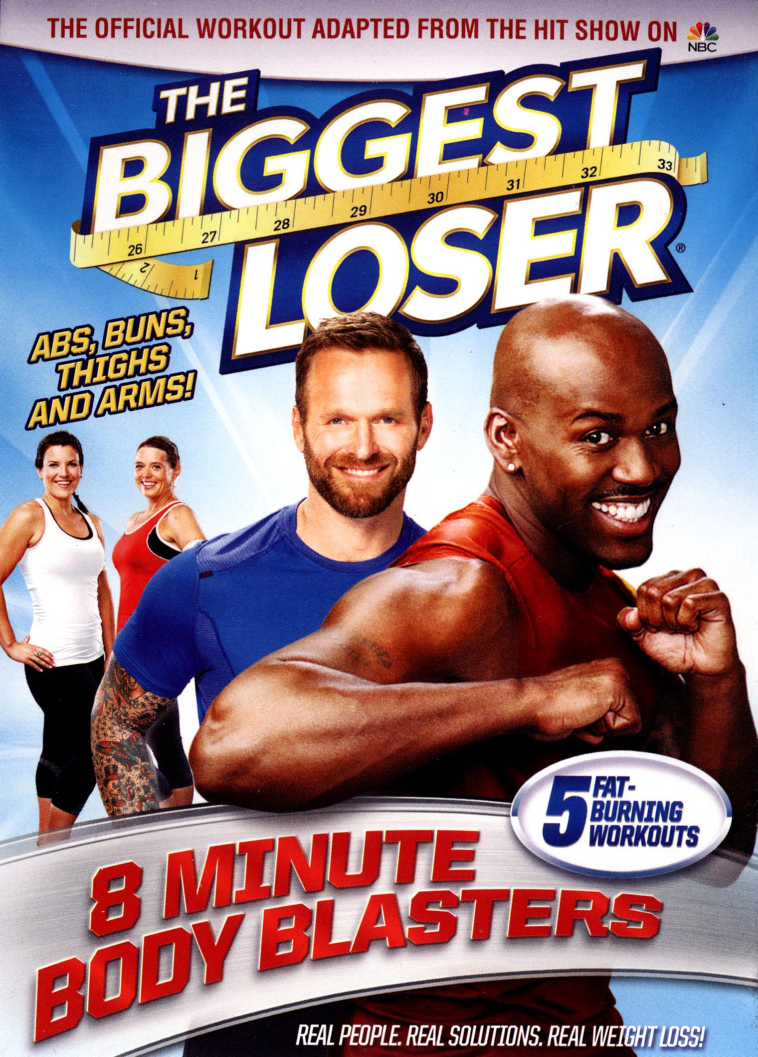 The Biggest Loser: 8 Minute Body Blasters