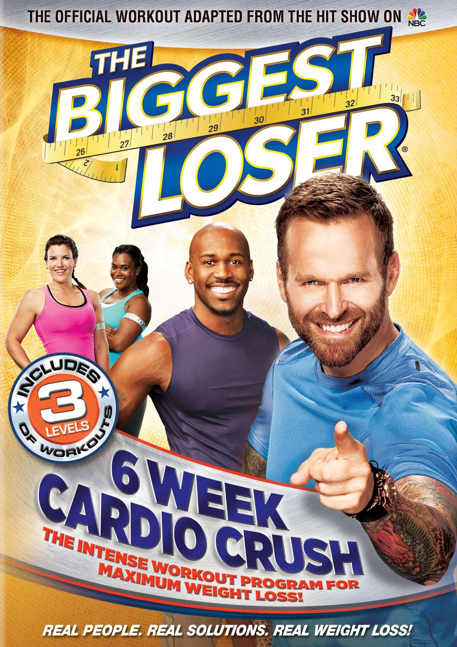 The Biggest Loser: 6 Week Cardio Crush