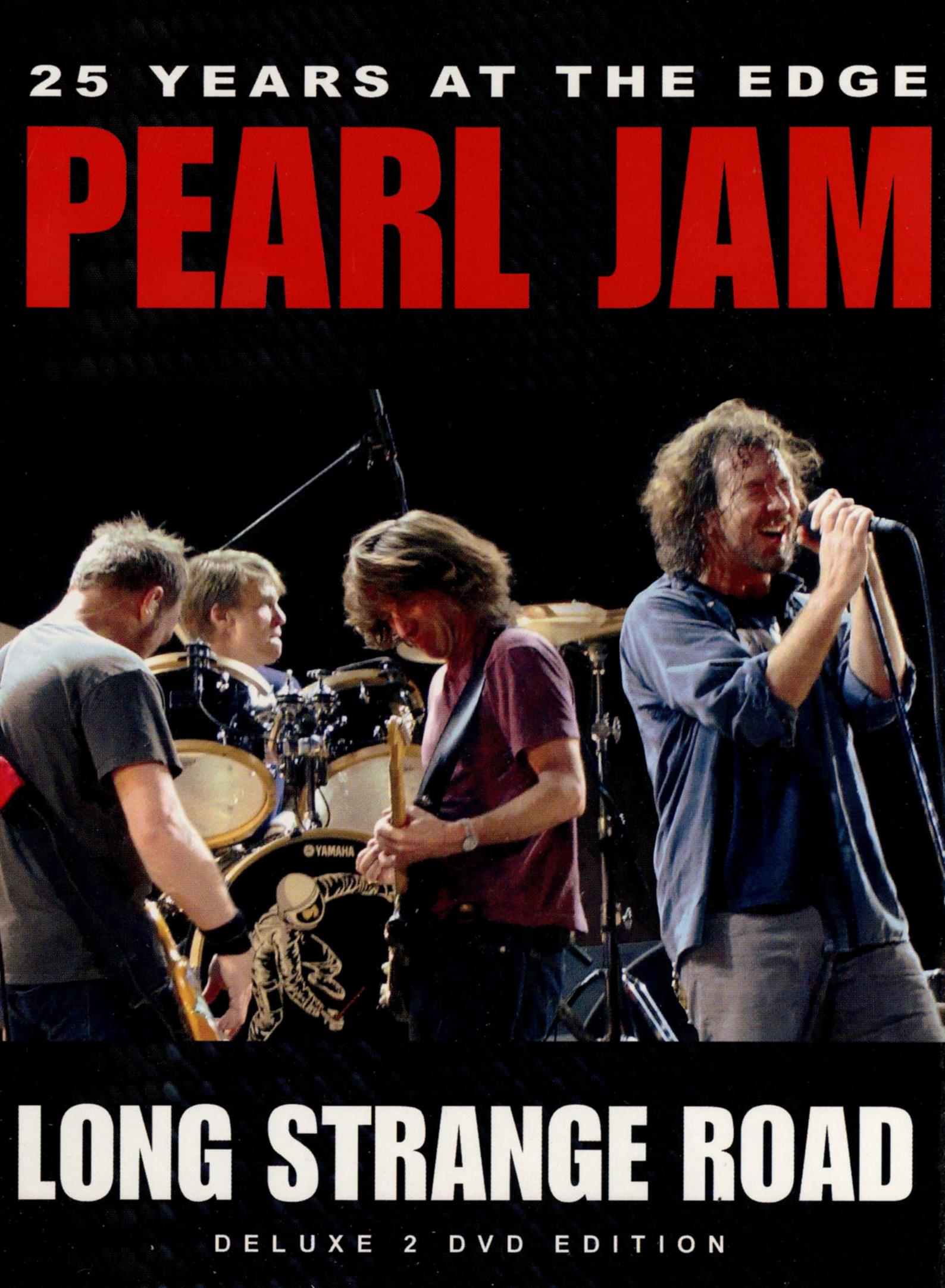Pearl Jam: Long Strange Road - 25 Years at the Edge