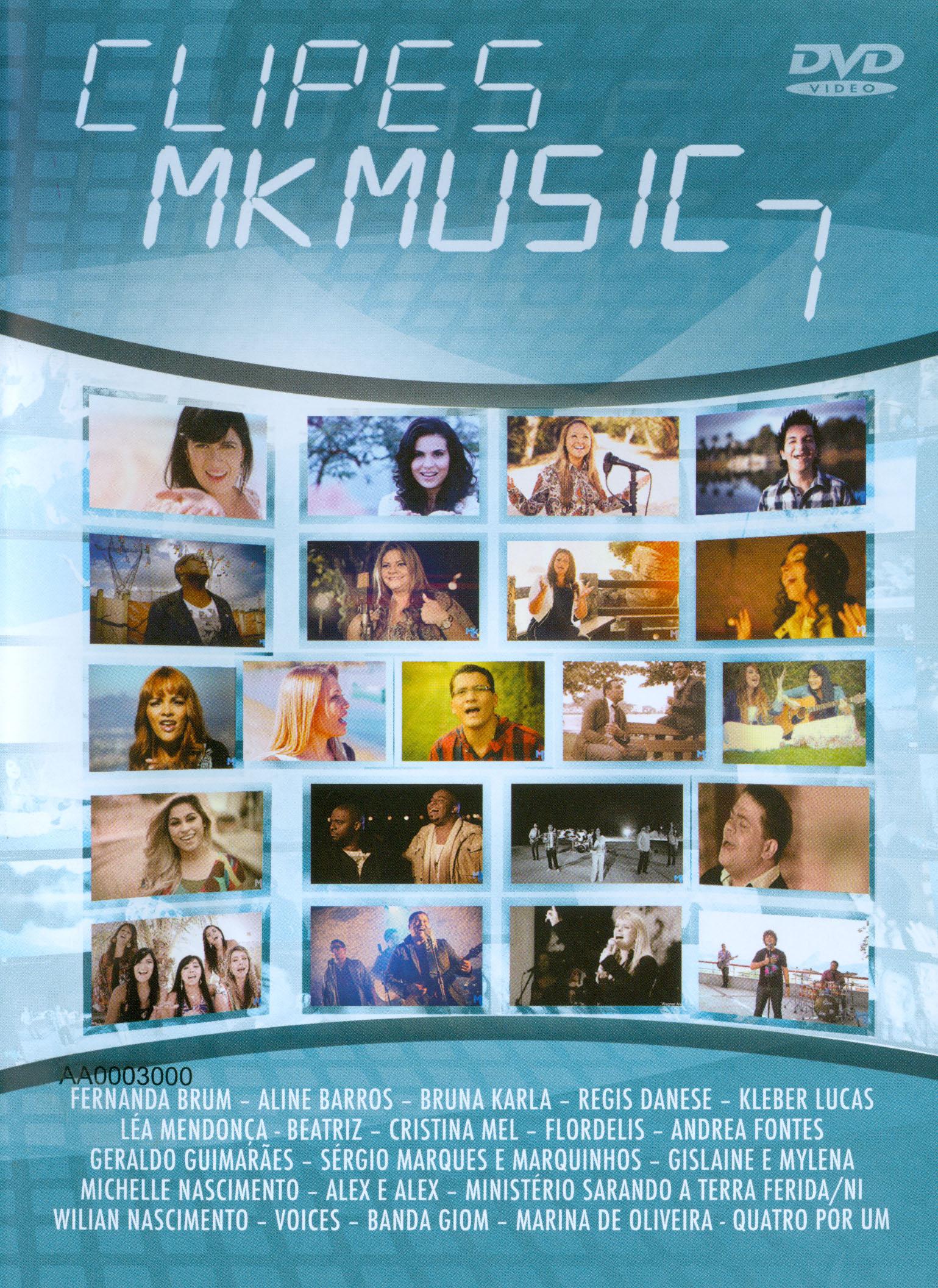 Clipes: MK Music 7