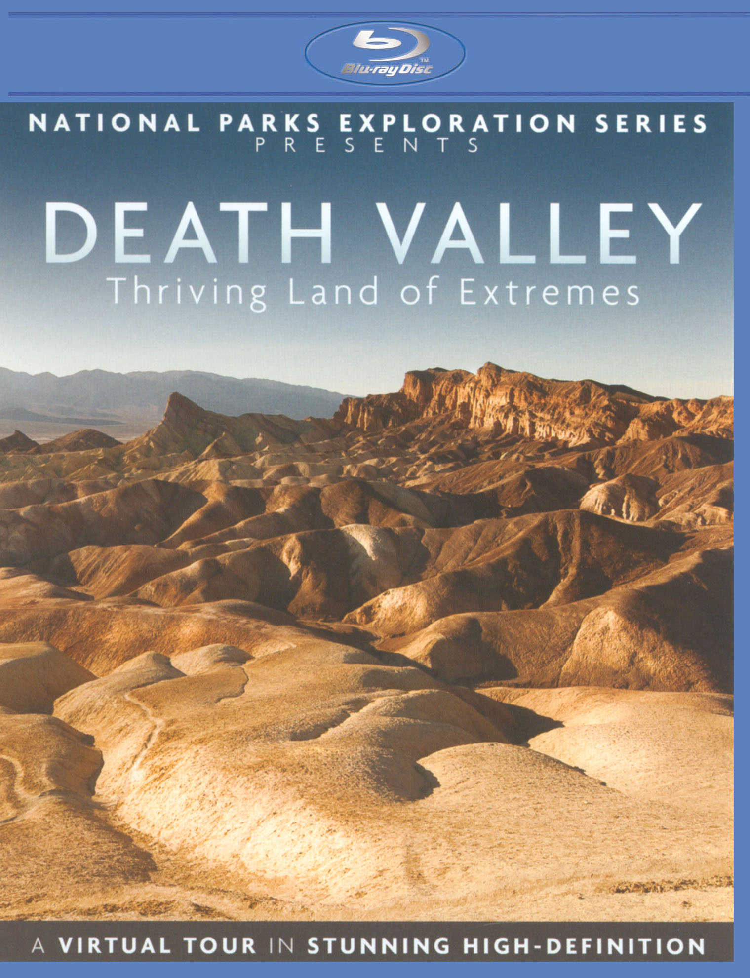 National Parks Exploration Series: Death Valley - Thriving Land of Extremes