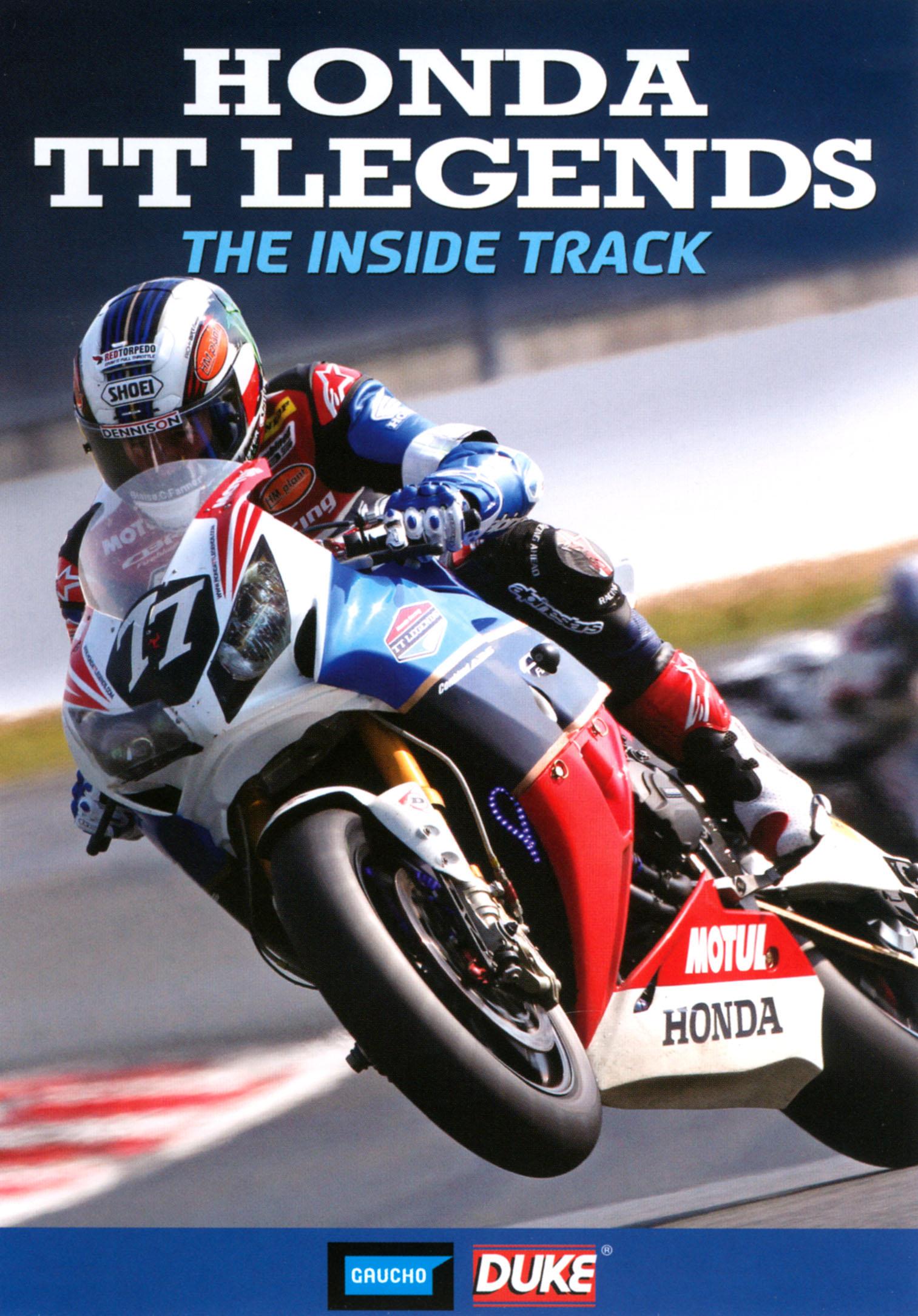 Honda TT Legends: The Inside Track