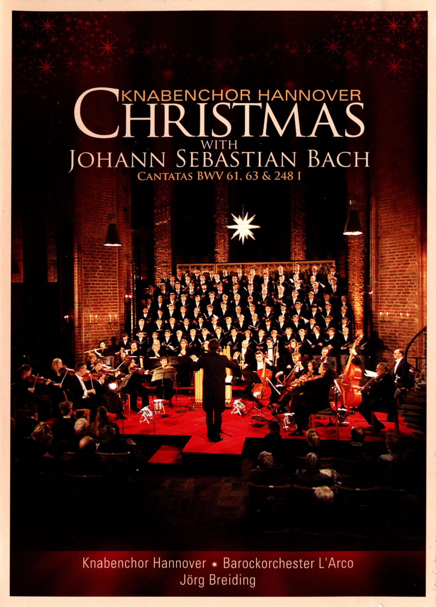 Knabenchor Hannover: Christmas with Johann Sebastian Bach