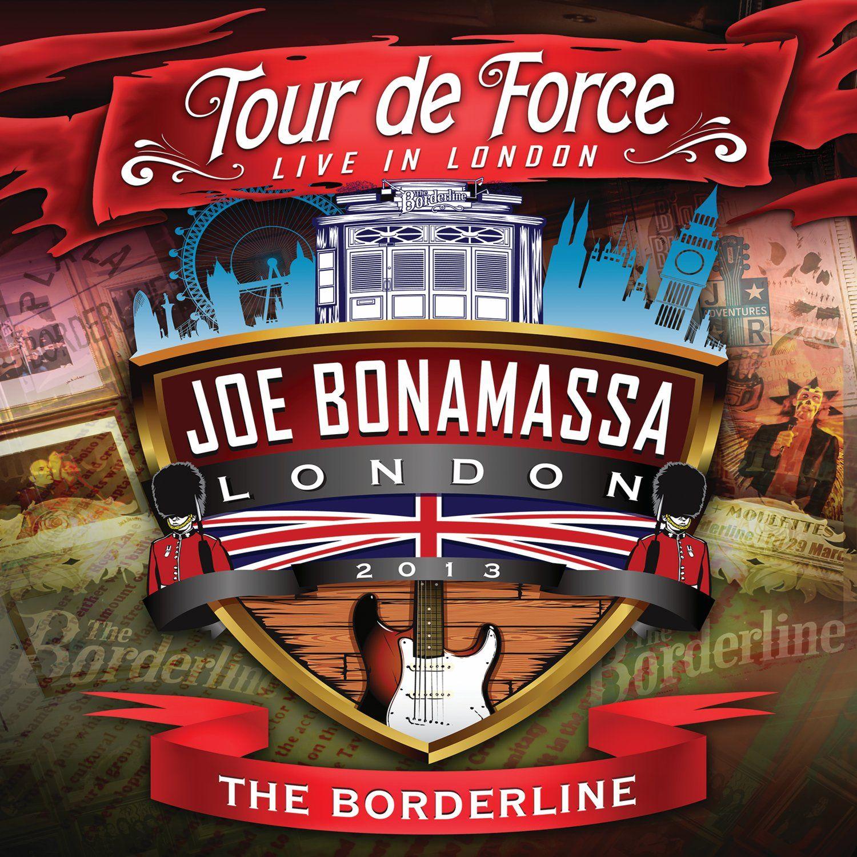 Joe Bonamassa: Tour de Force - Live in London, The Borderline