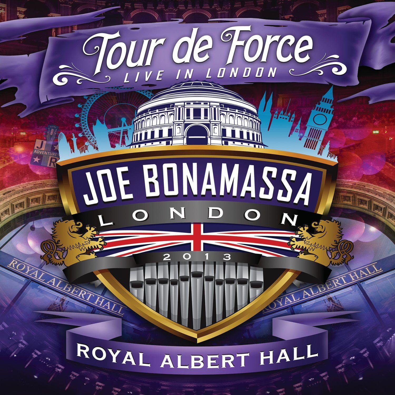 Joe Bonamassa: Tour de Force - Live in London, Royal Albert Hall