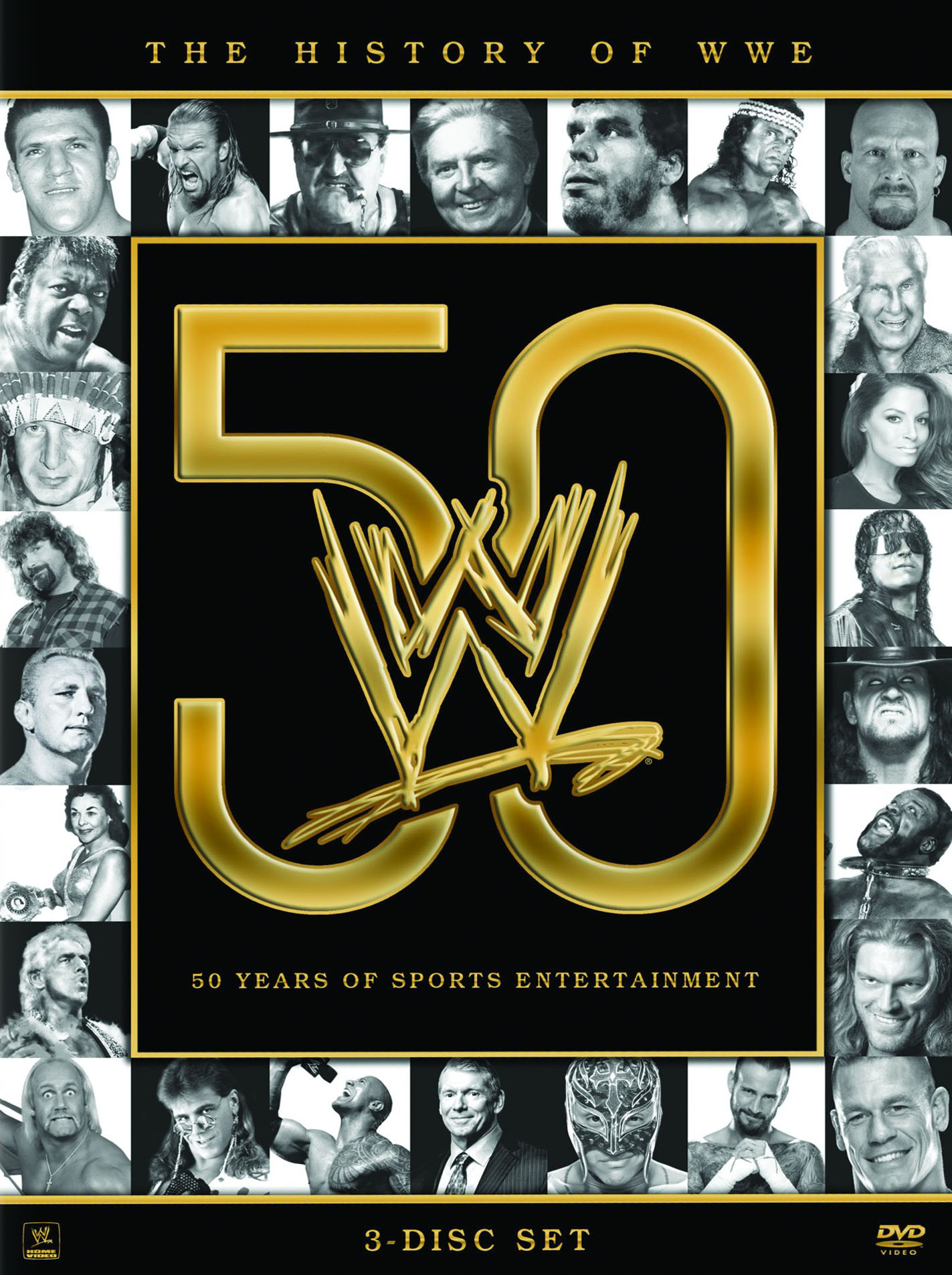 WWE: History of the WWE