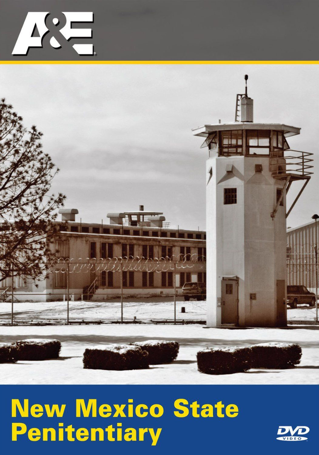 Extreme Paranormal: New Mexico State Penitentiary