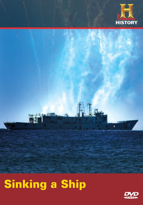 Mega Movers: Sinking a Ship