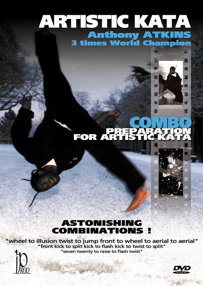 Anthony Atkins: Combo Preparation for Artistic Kata