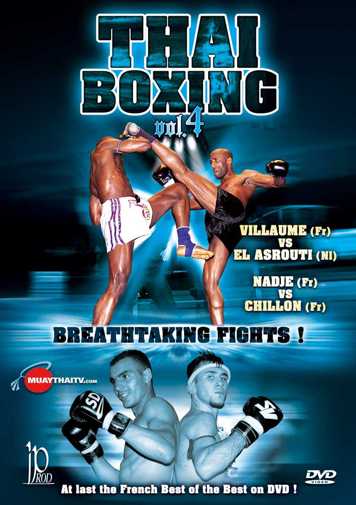 Thai Boxing, Vol. 4: Breathtaking Fights!