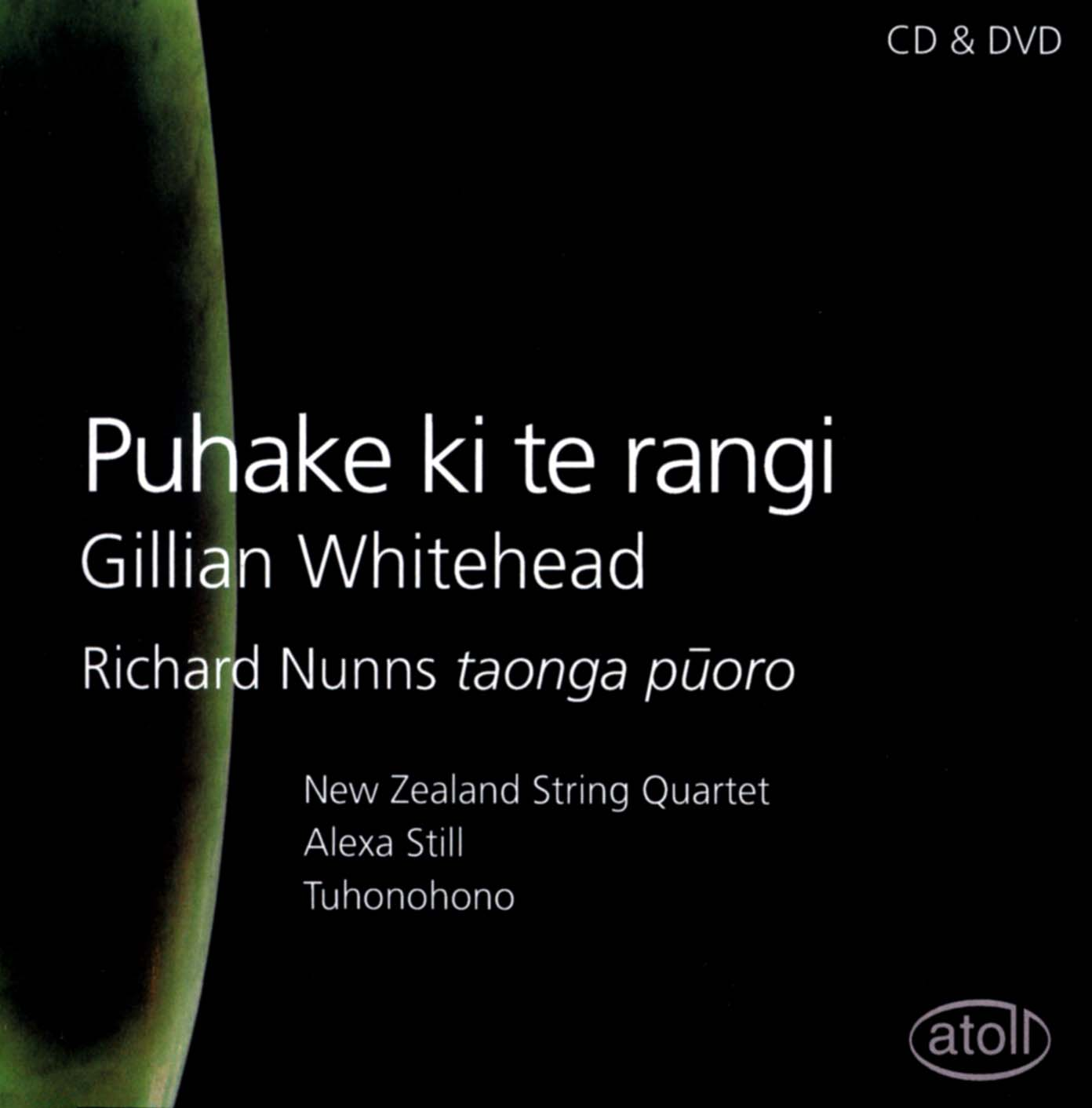 Richard Nunns and the New Zealand String Quartet: Puhake Ki Te Rangi - Session Performance