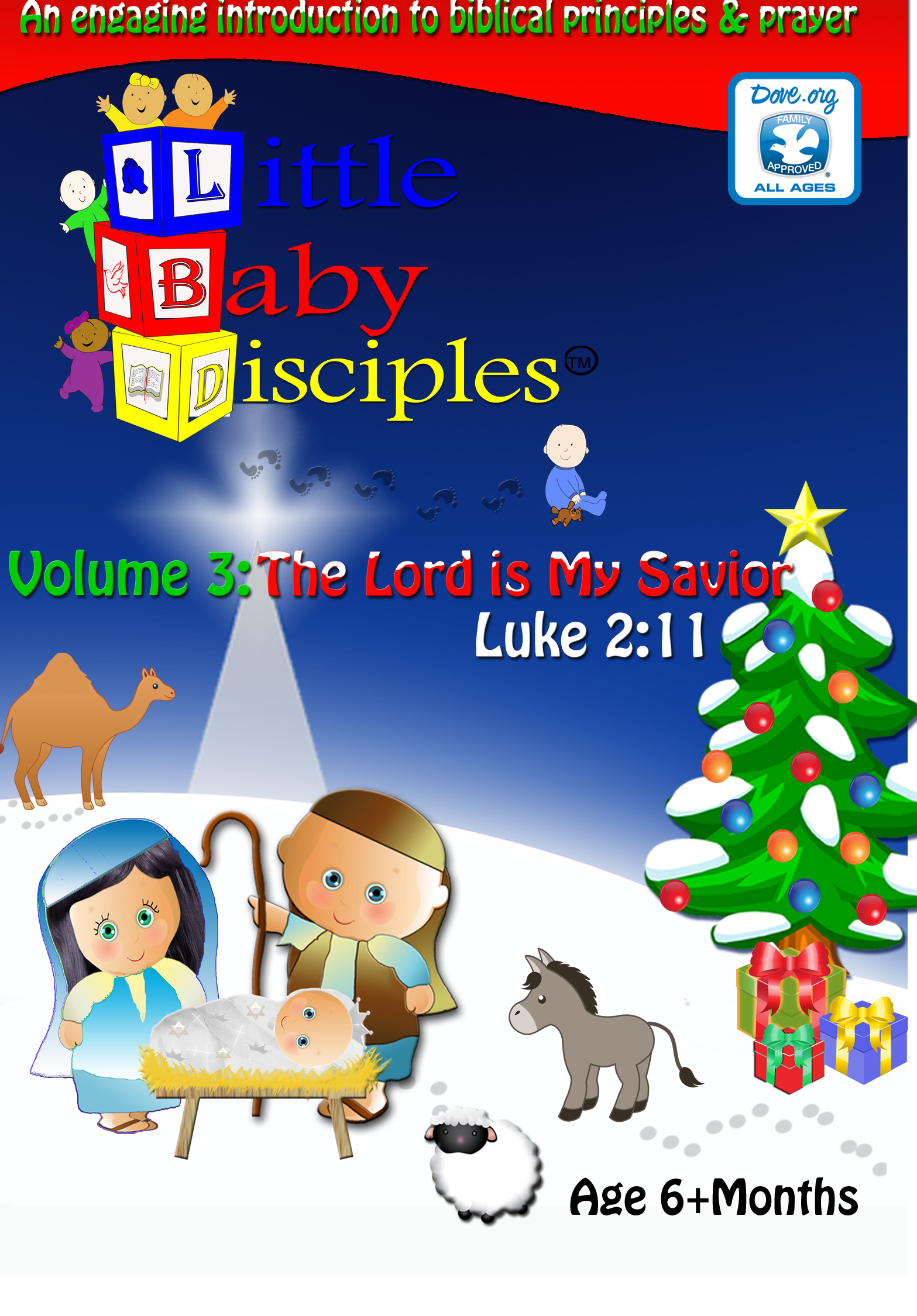 Little Baby Disciples, Vol. 3: The Lord Is My Savior
