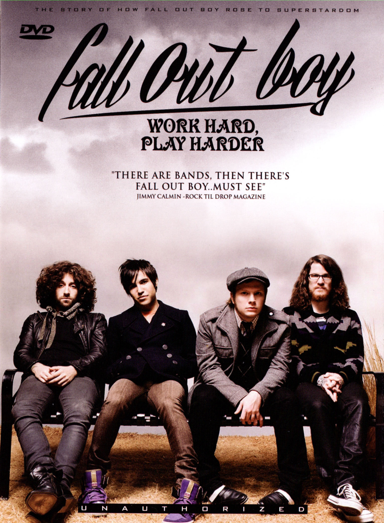 Fall Out Boy: Work Hard, Play Harder