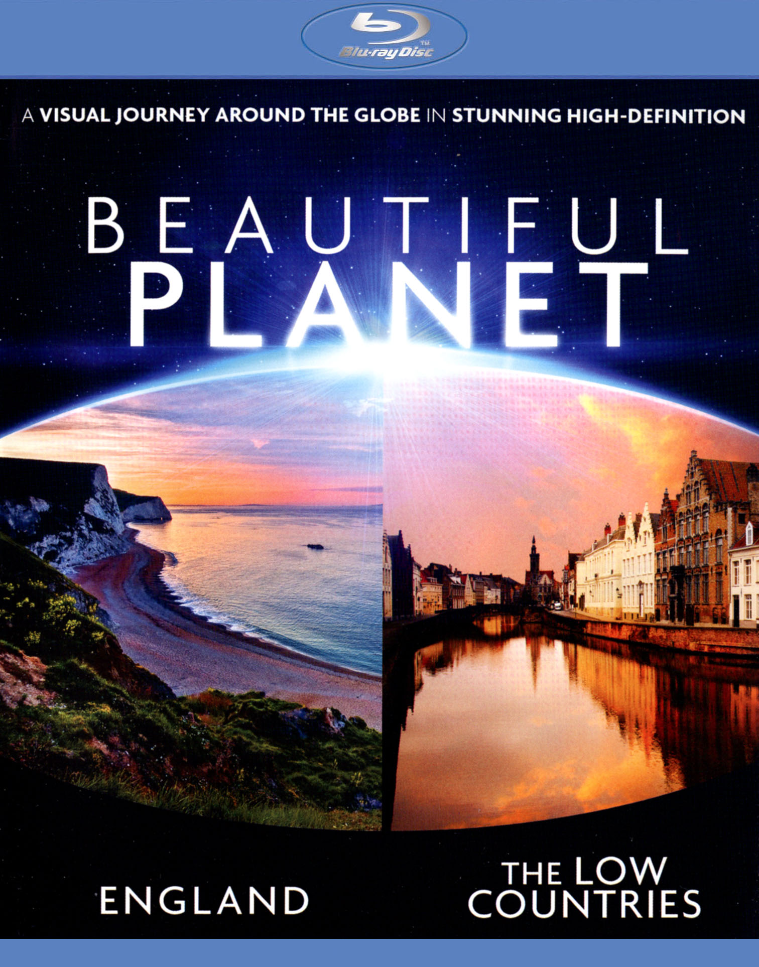 Beautiful Planet: England/The Low Countries