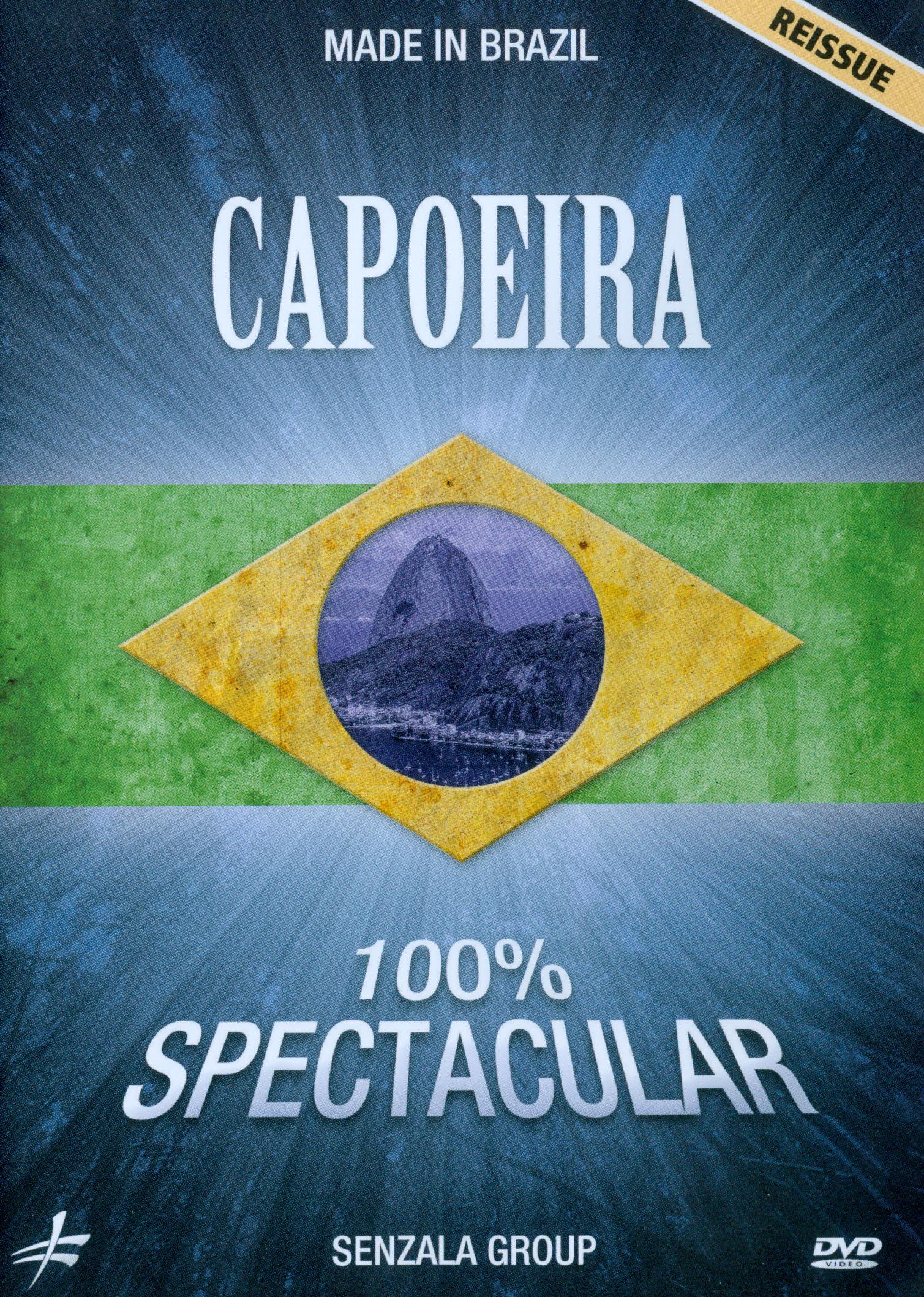 Senzala: Capoeira 100% Spectacular