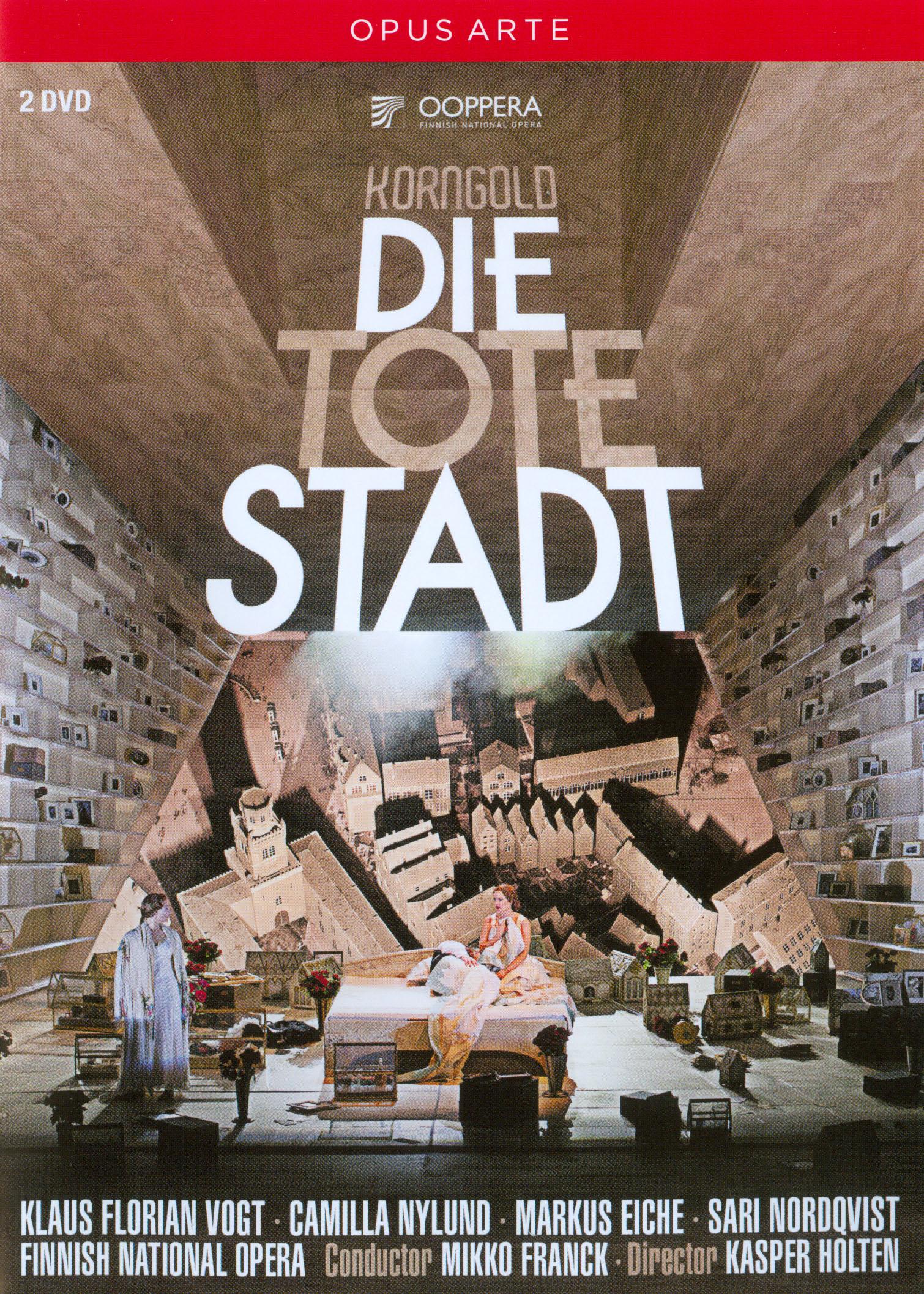 Die Tote Stadt (Finnish National Opera)