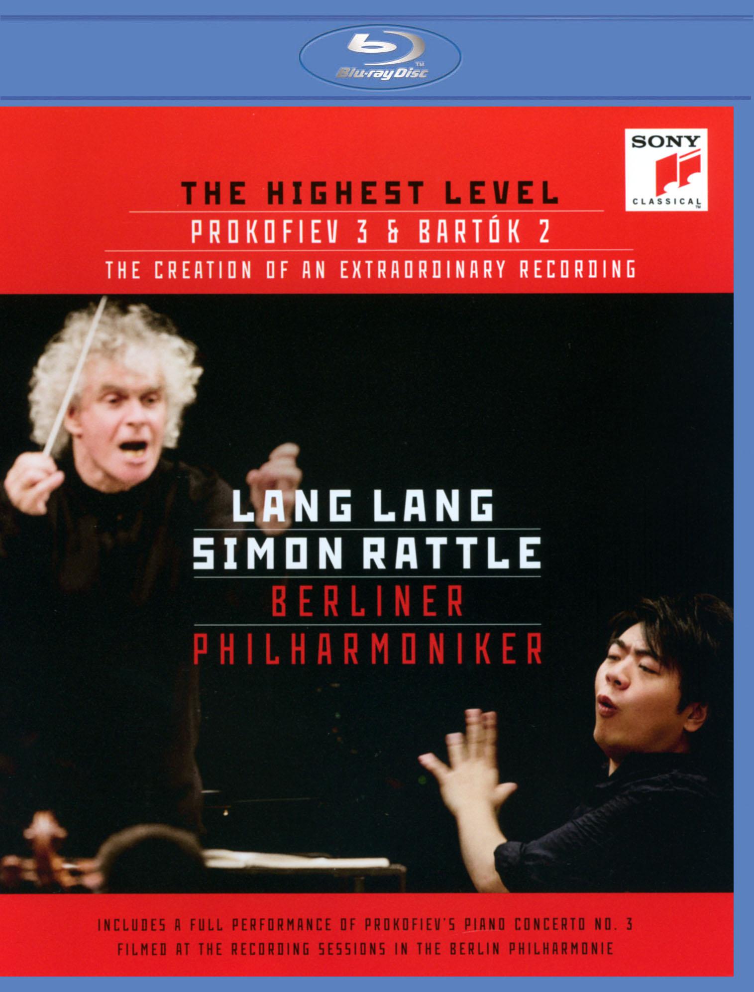 Lang Lang/Simon Rattle/Berliner Philharmoniker: The Highest Level - Prokofiev 3 and Bartok 2