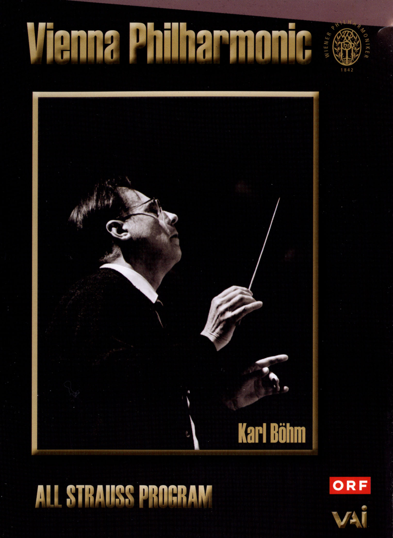 Vienna Philharmonic/Karl Bohm: All Strauss Program