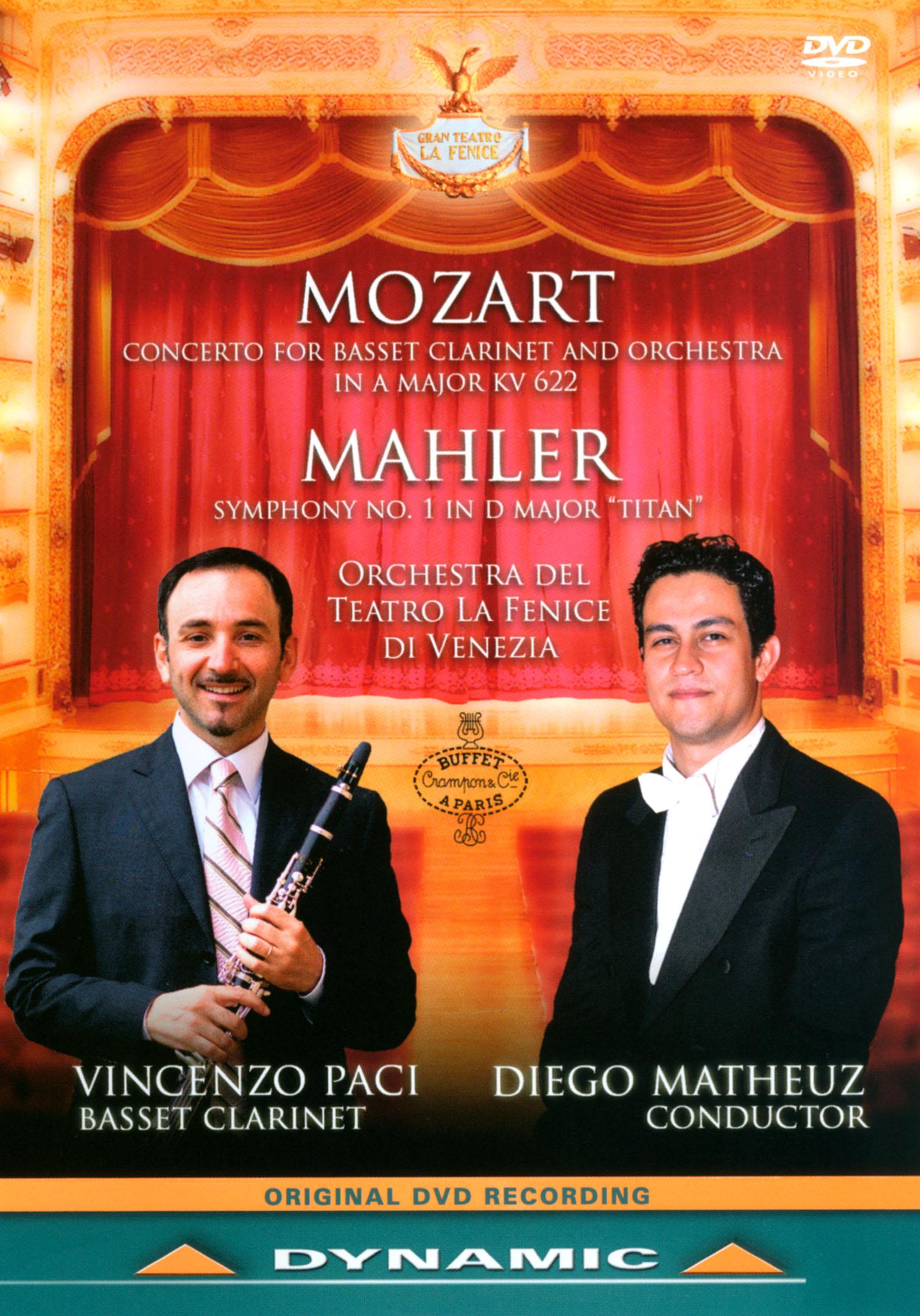 Vincenzo Paci/Diego Matheuz: Mozart/Mahler